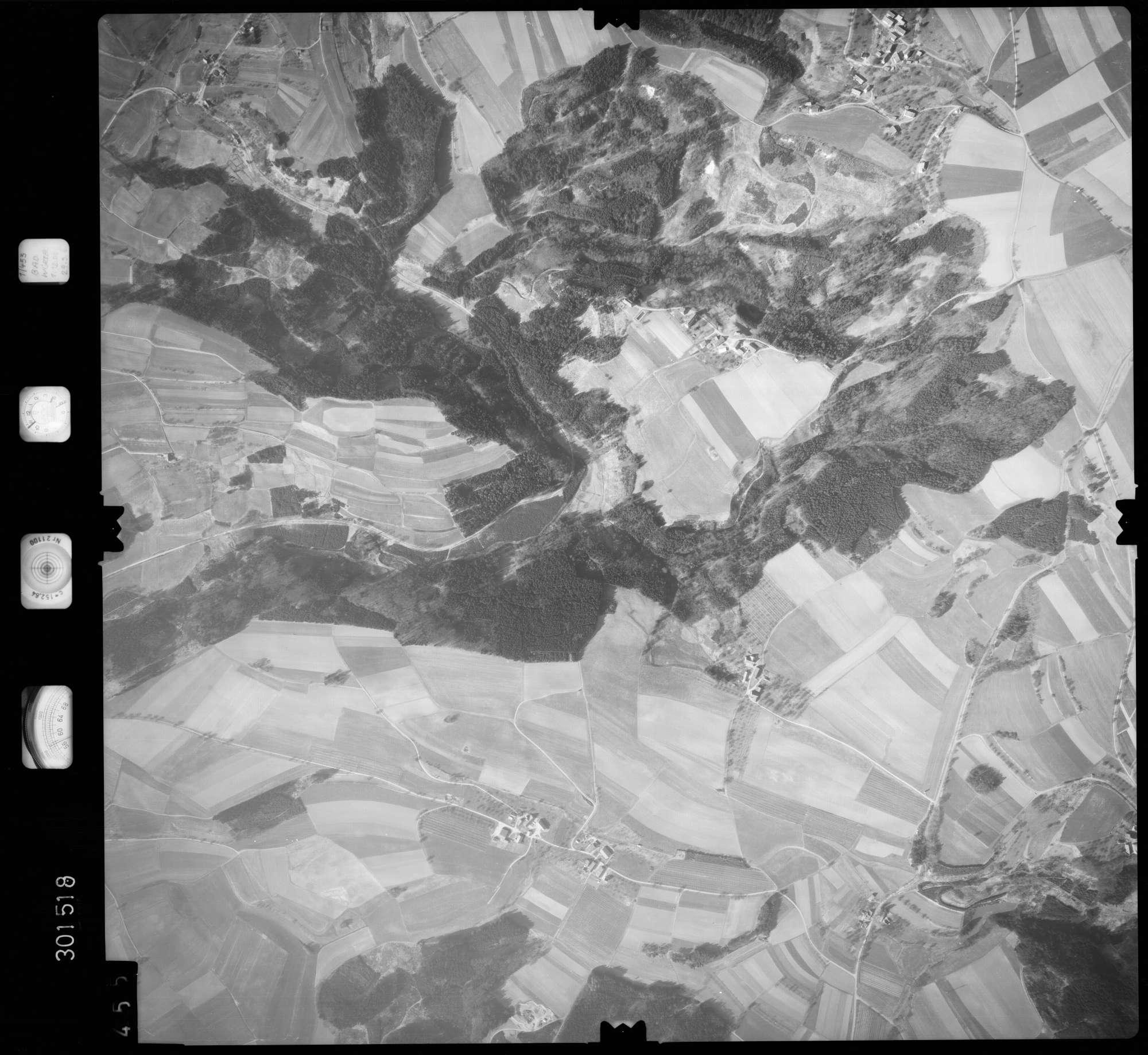 Luftbild: Film 64 Bildnr. 455, Bild 1