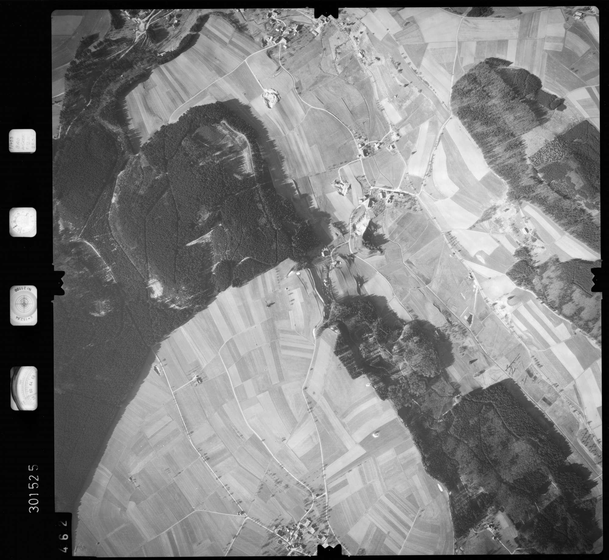 Luftbild: Film 64 Bildnr. 462, Bild 1