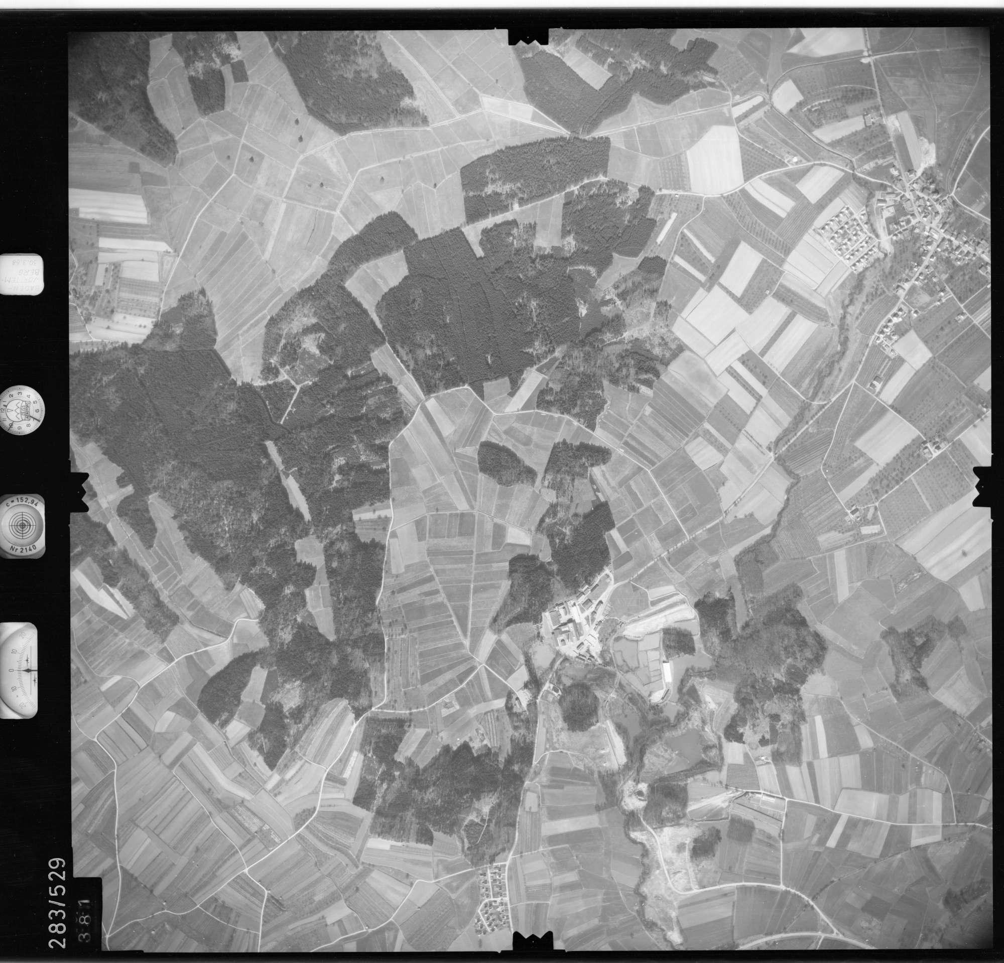 Luftbild: Film 79 Bildnr. 381, Bild 1