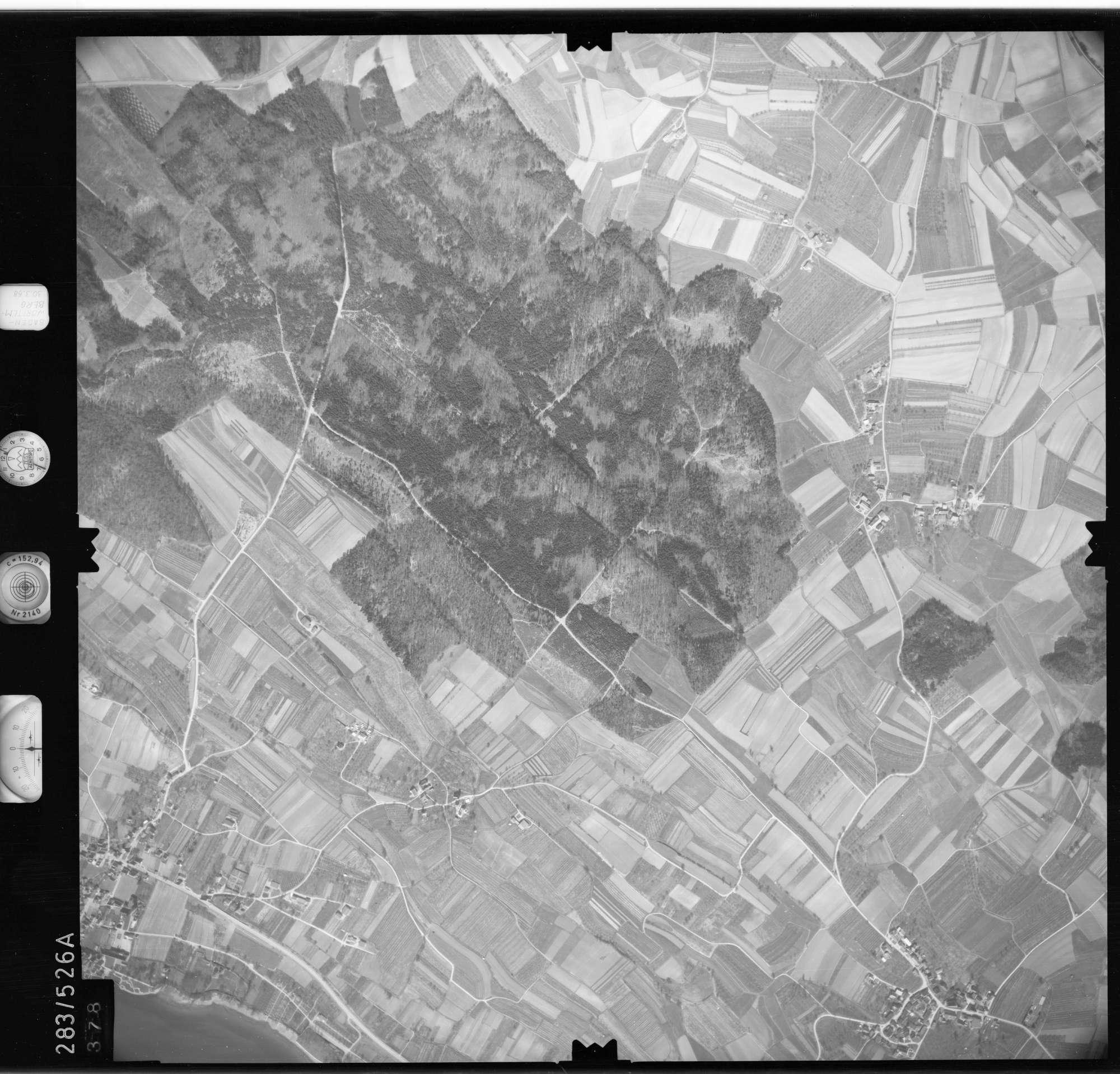 Luftbild: Film 79 Bildnr. 378, Bild 1
