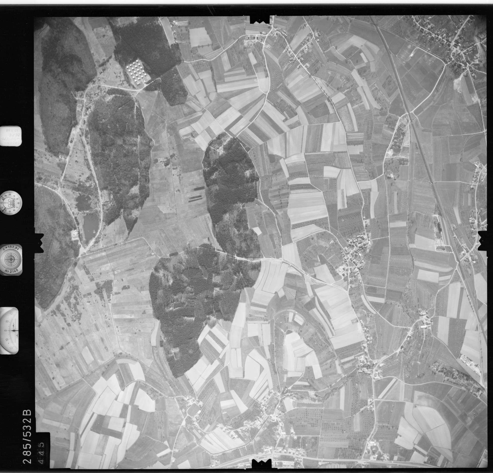 Luftbild: Film 79 Bildnr. 445, Bild 1