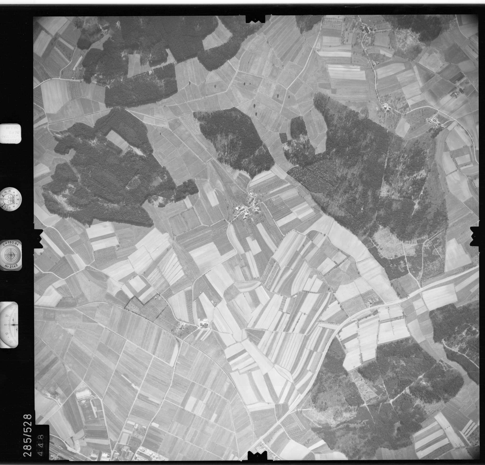 Luftbild: Film 79 Bildnr. 448, Bild 1