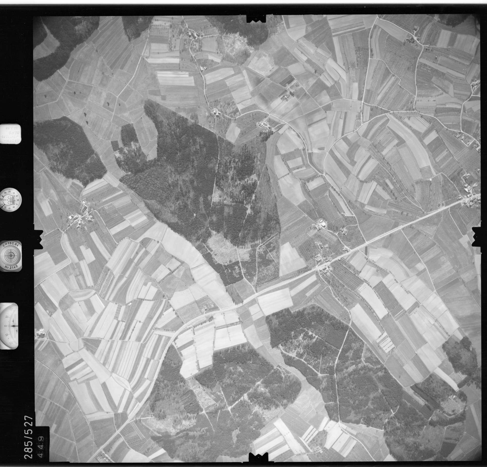 Luftbild: Film 79 Bildnr. 449, Bild 1