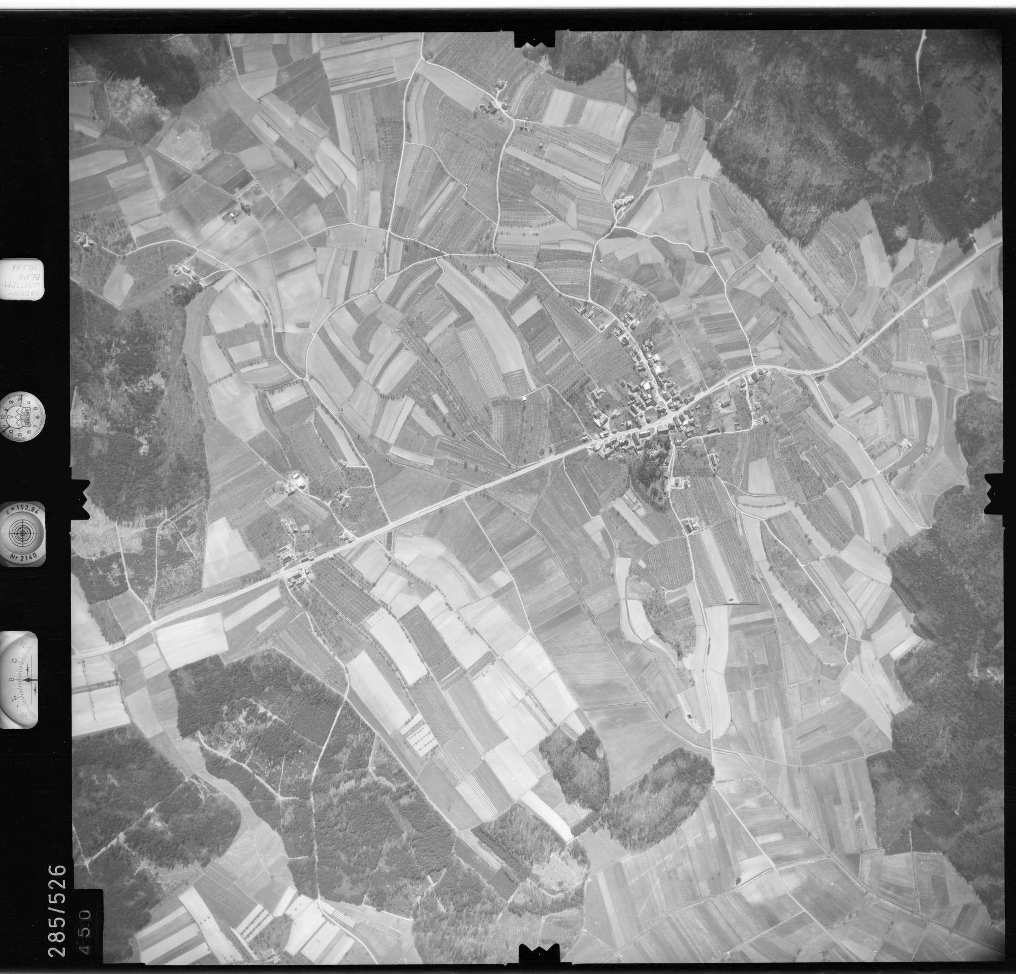 Luftbild: Film 79 Bildnr. 450, Bild 1