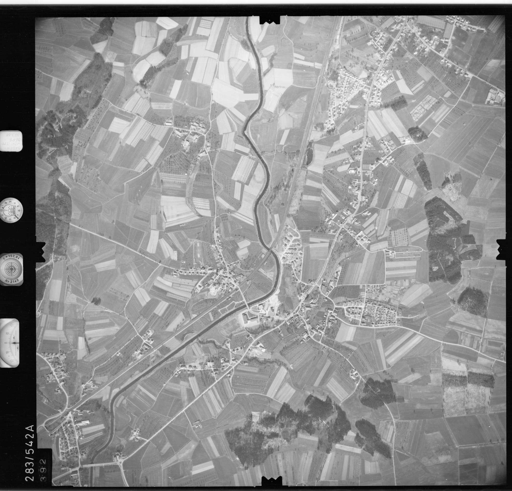 Luftbild: Film 79 Bildnr. 392, Bild 1