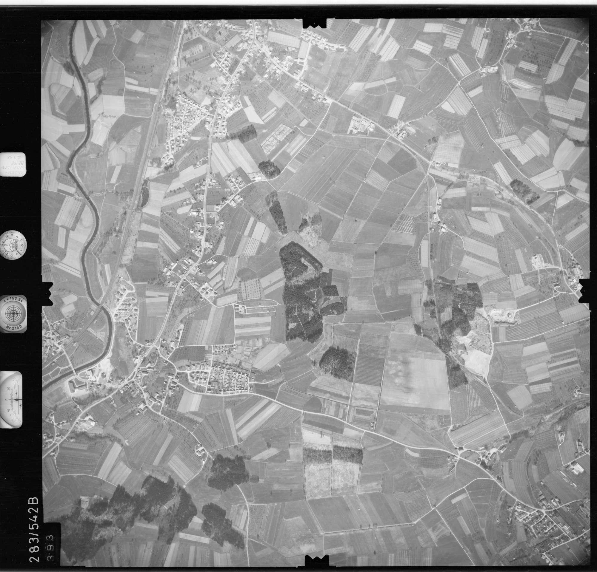 Luftbild: Film 79 Bildnr. 393, Bild 1