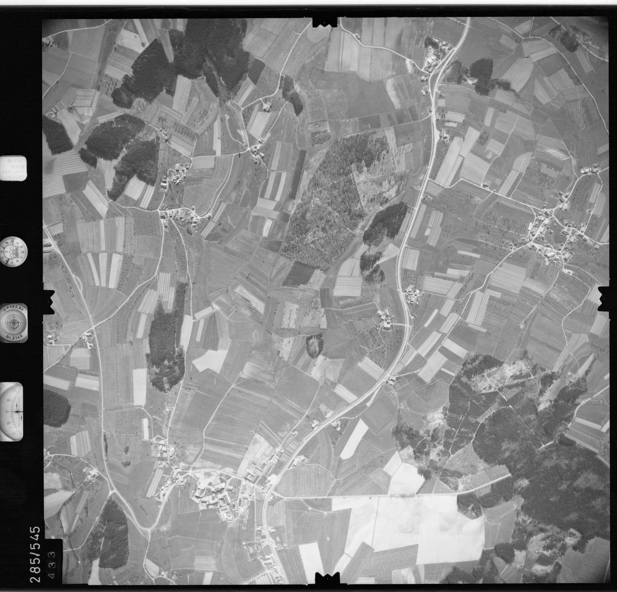 Luftbild: Film 79 Bildnr. 433, Bild 1