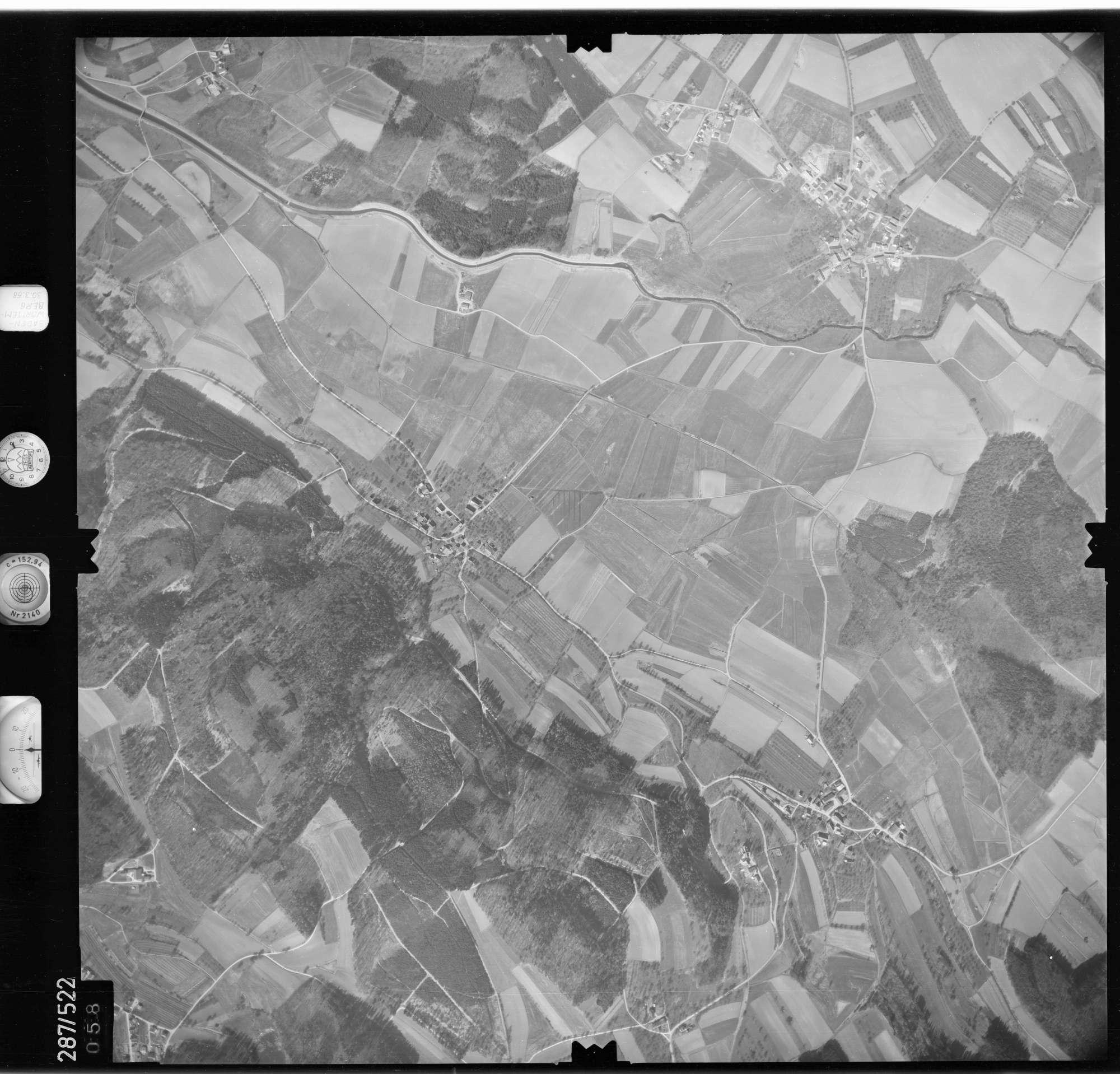 Luftbild: Film 78 Bildnr. 58, Bild 1