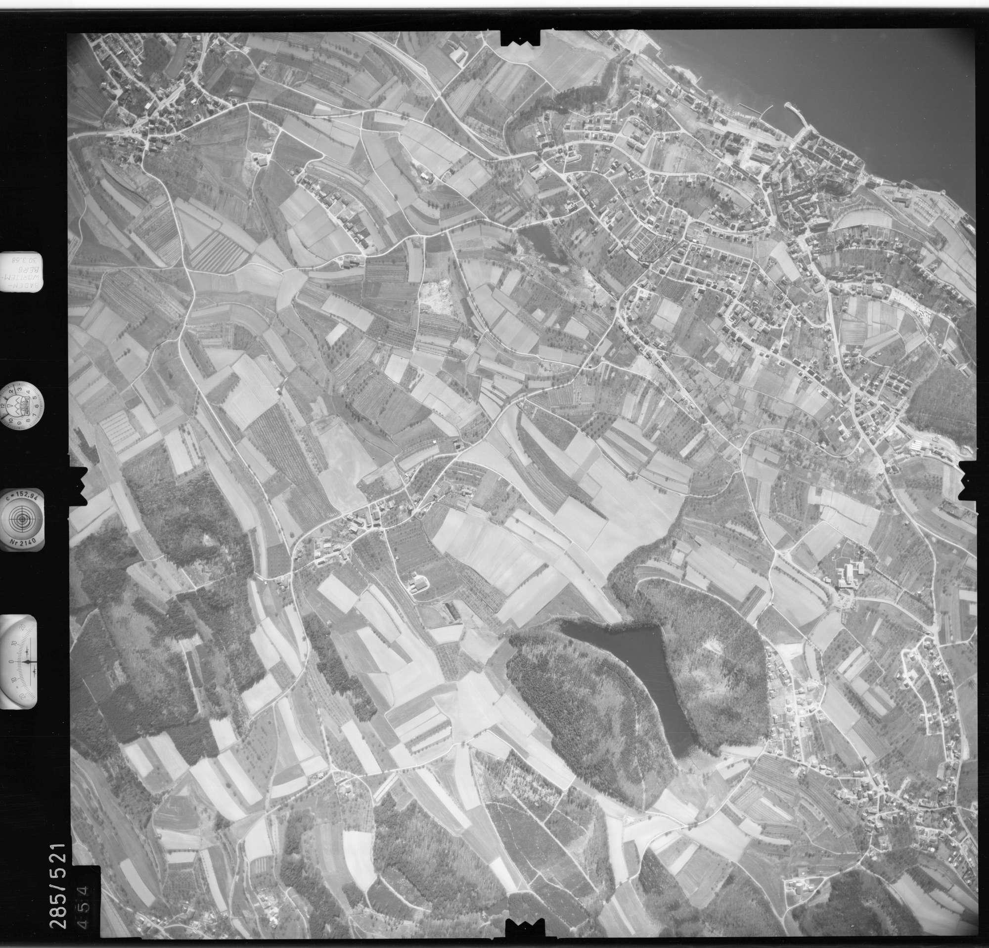 Luftbild: Film 79 Bildnr. 454, Bild 1