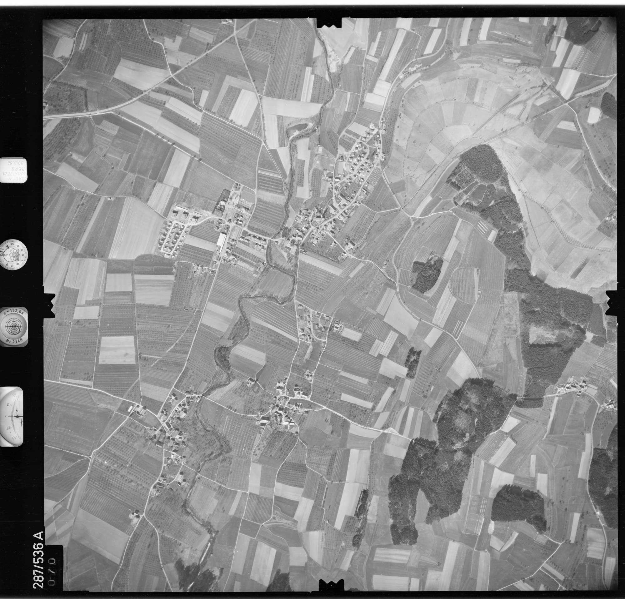 Luftbild: Film 78 Bildnr. 70, Bild 1