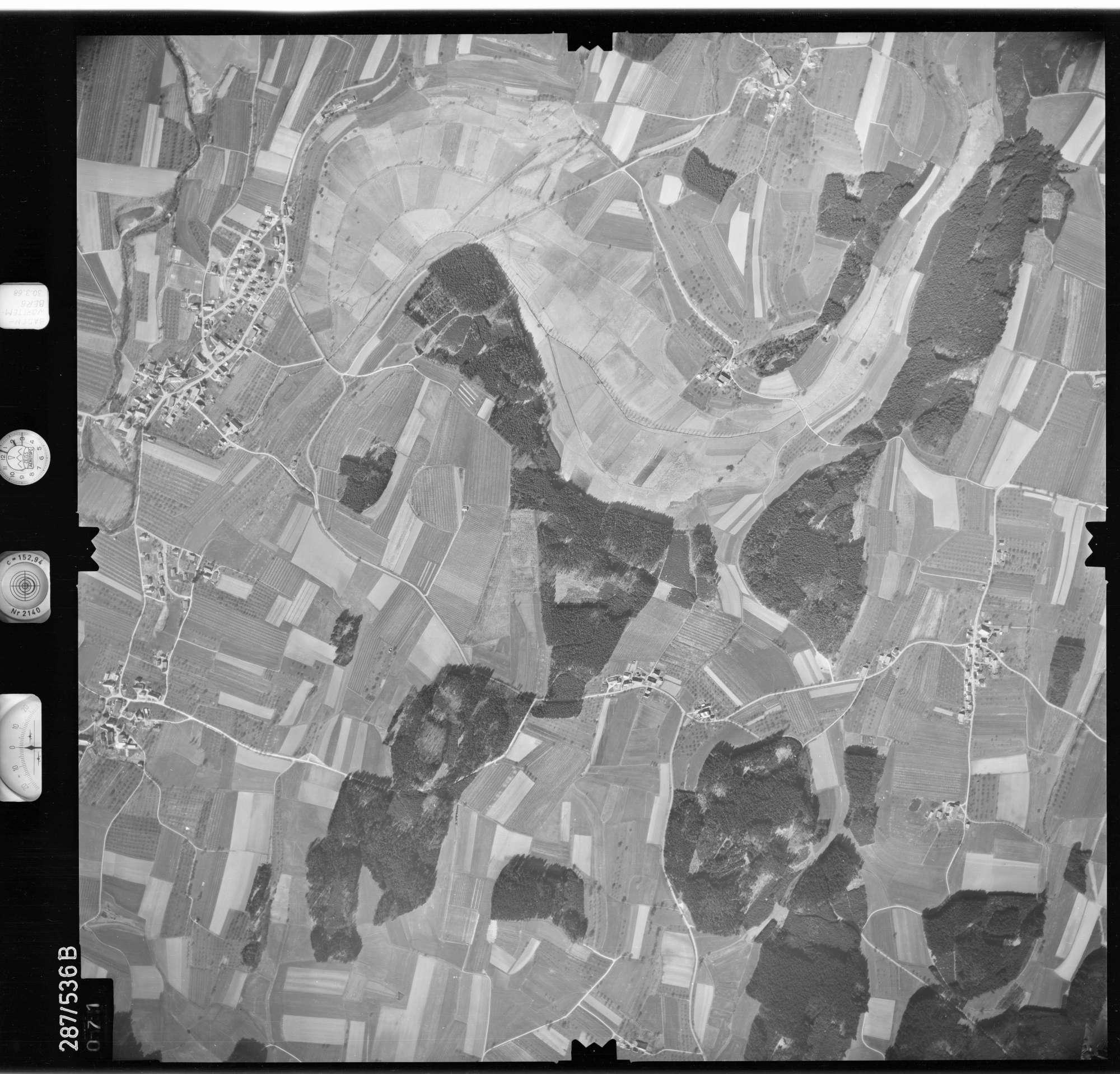 Luftbild: Film 78 Bildnr. 71, Bild 1