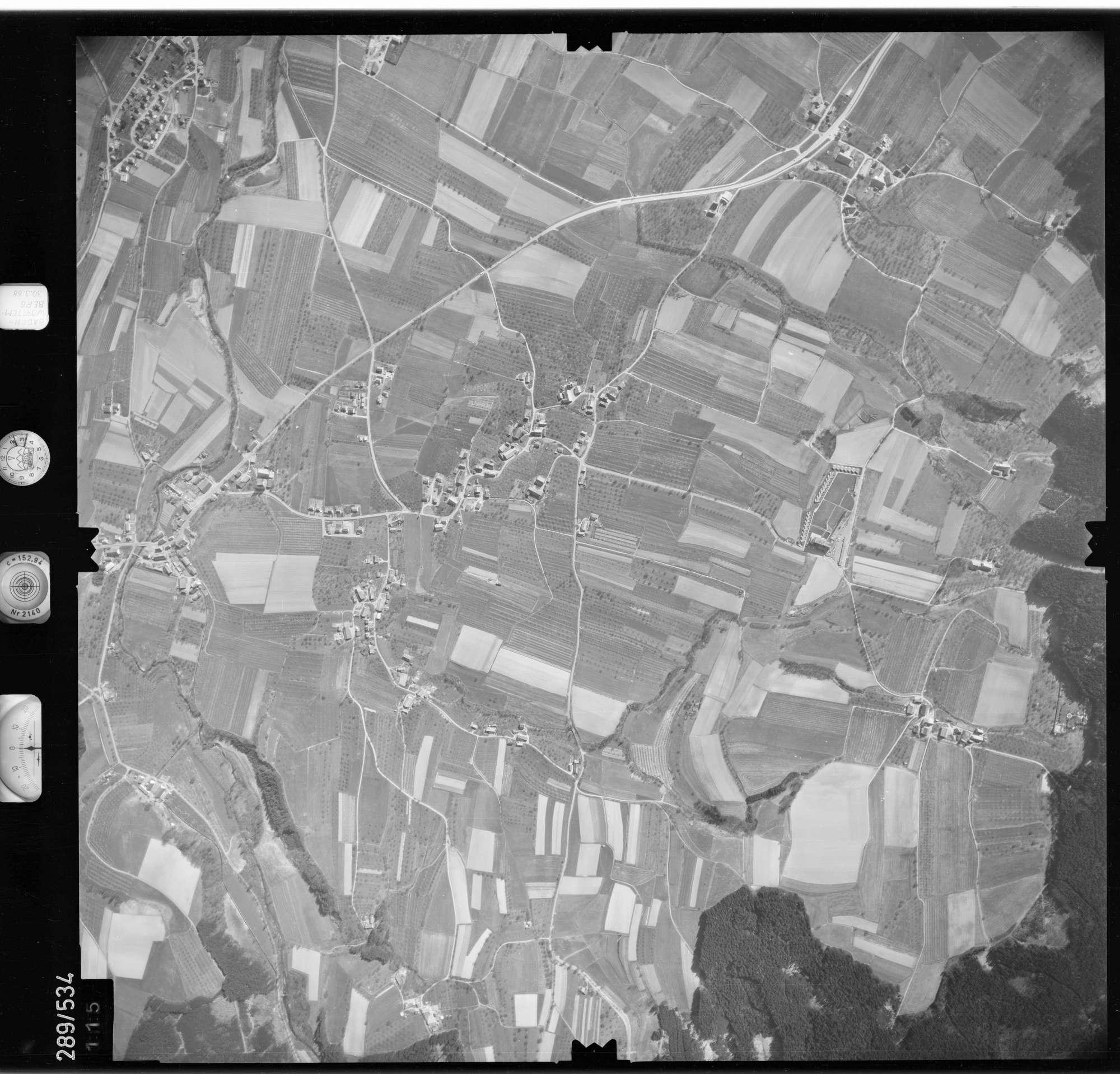 Luftbild: Film 78 Bildnr. 115, Bild 1