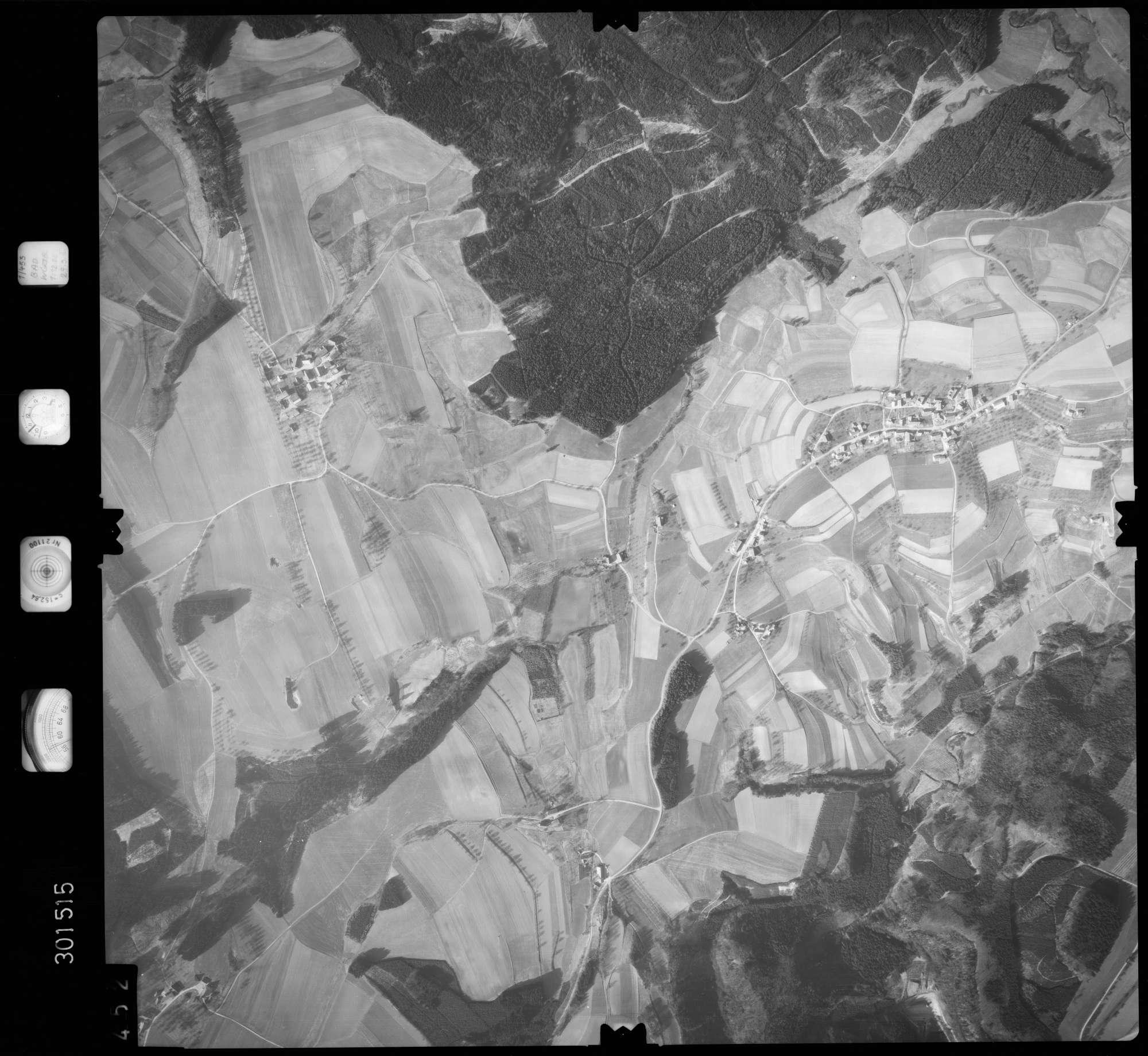 Luftbild: Film 64 Bildnr. 452, Bild 1