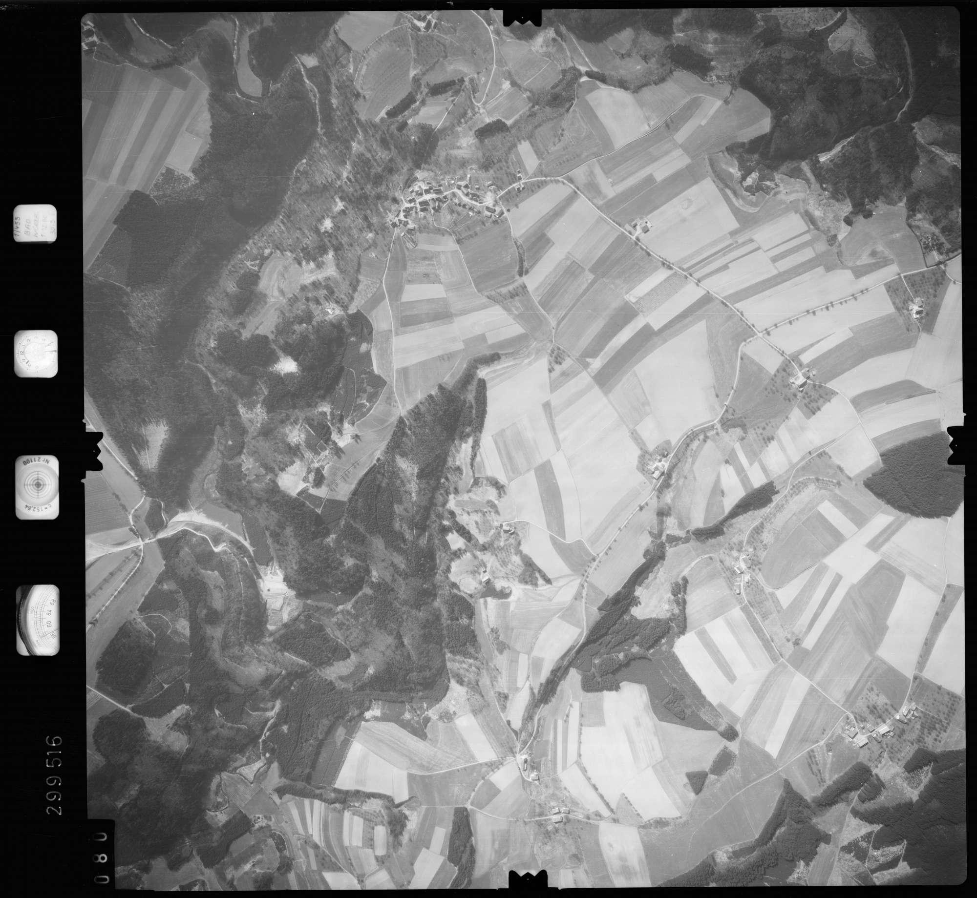 Luftbild: Film 66 Bildnr. 80, Bild 1