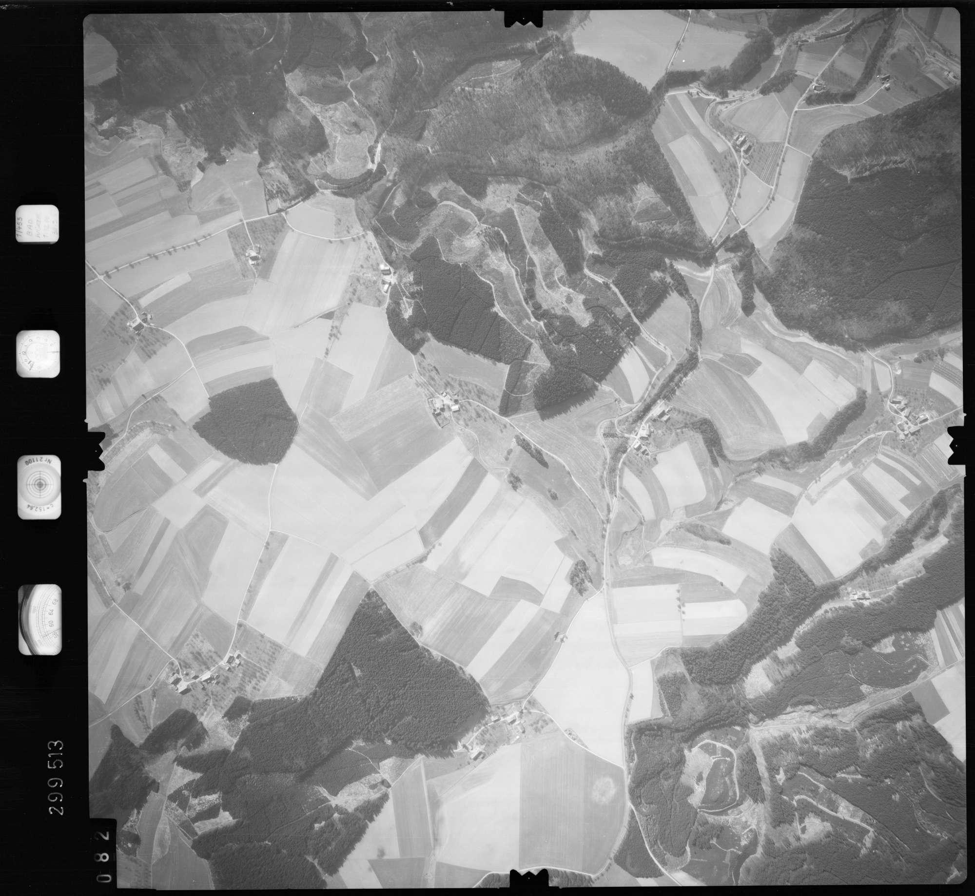 Luftbild: Film 66 Bildnr. 82, Bild 1