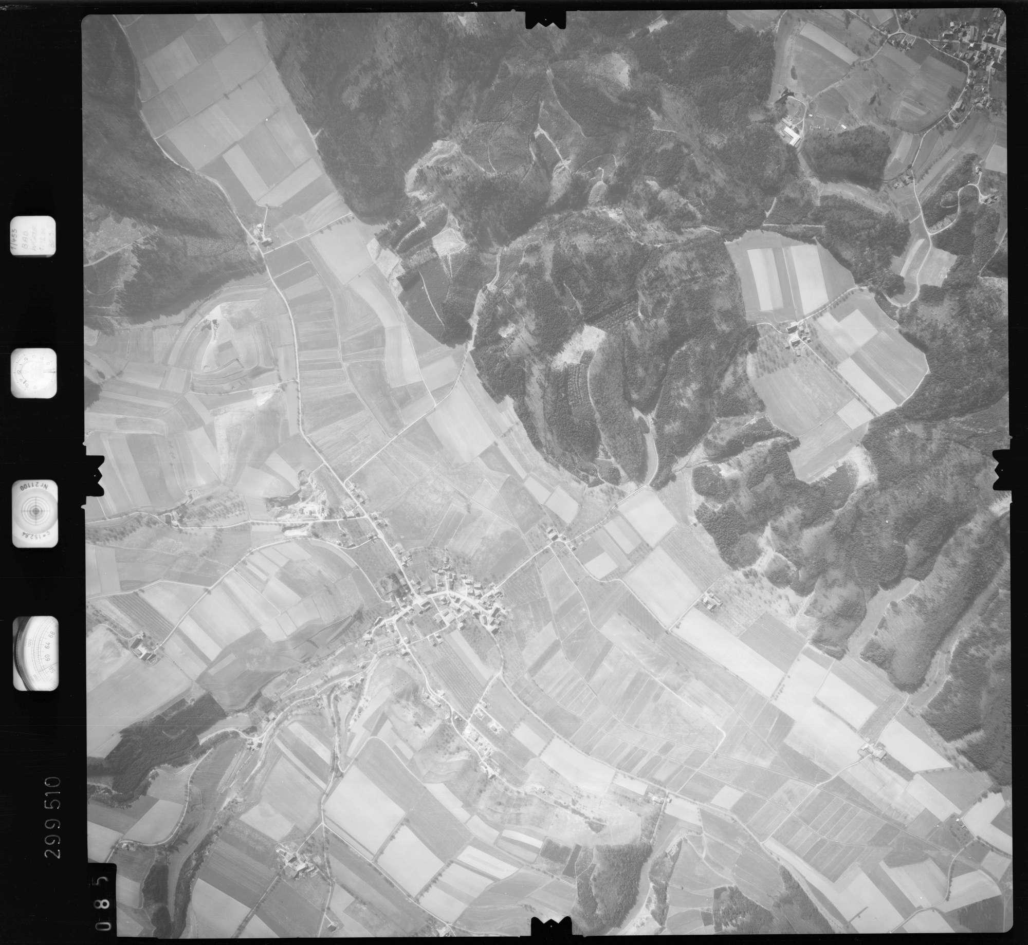 Luftbild: Film 66 Bildnr. 85, Bild 1