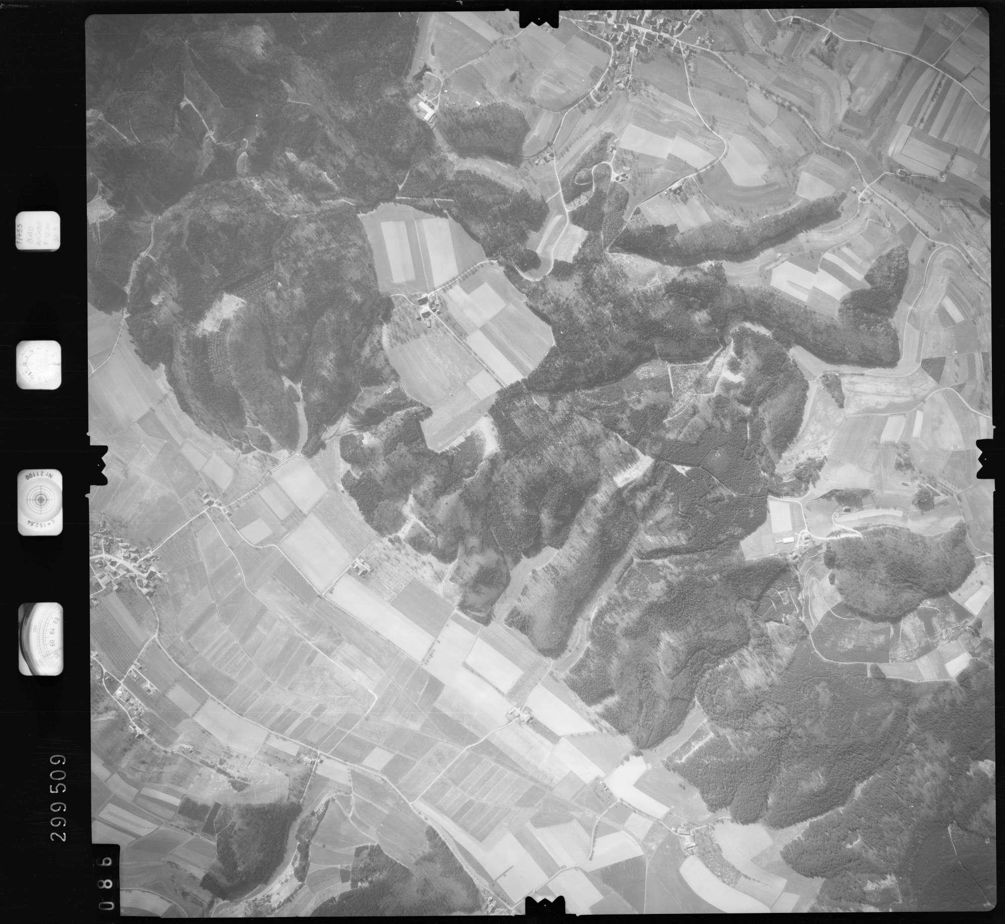 Luftbild: Film 66 Bildnr. 86, Bild 1