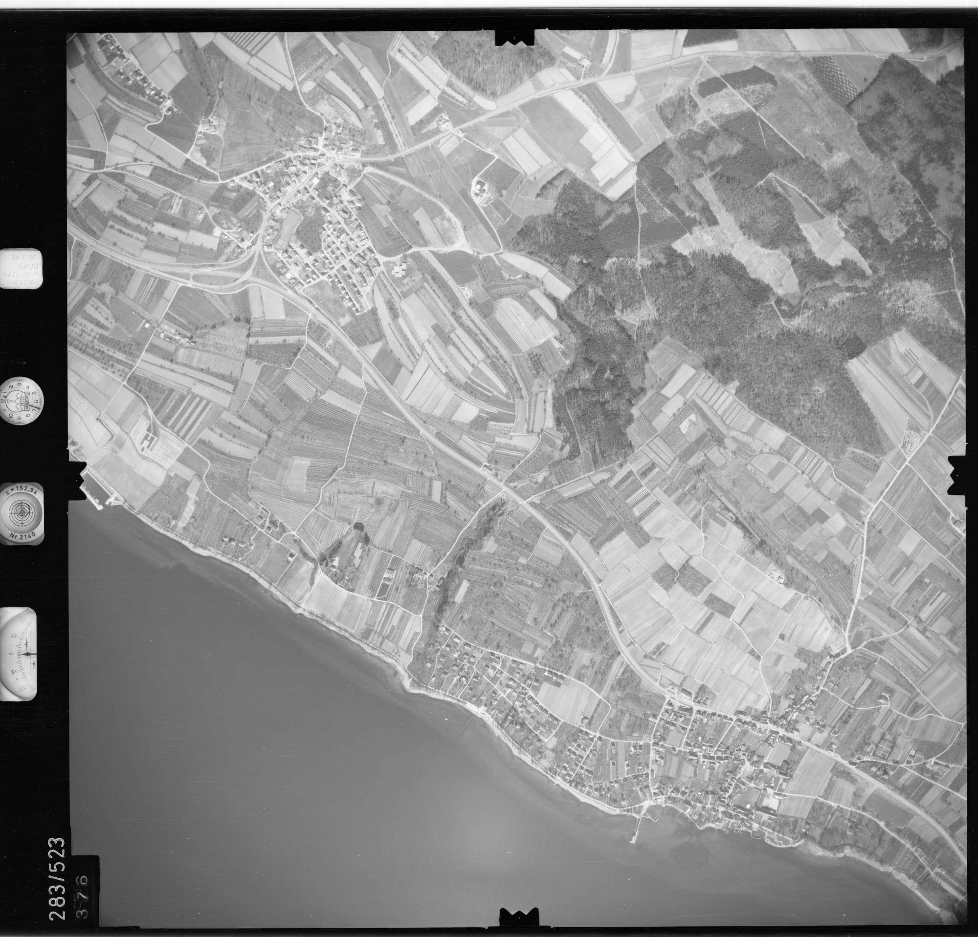 Luftbild: Film 79 Bildnr. 376, Bild 1