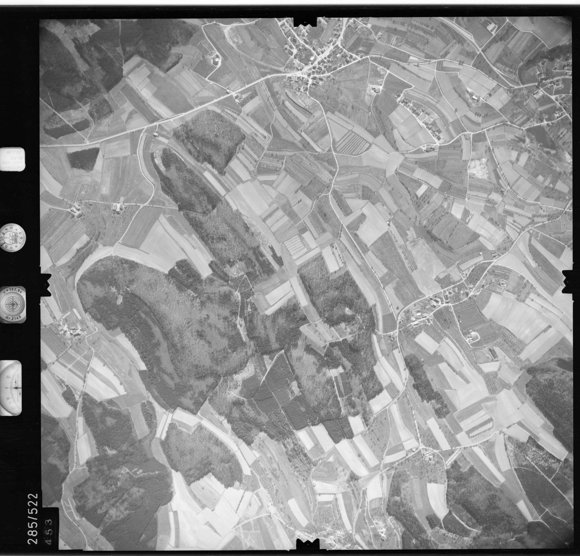 Luftbild: Film 79 Bildnr. 453, Bild 1