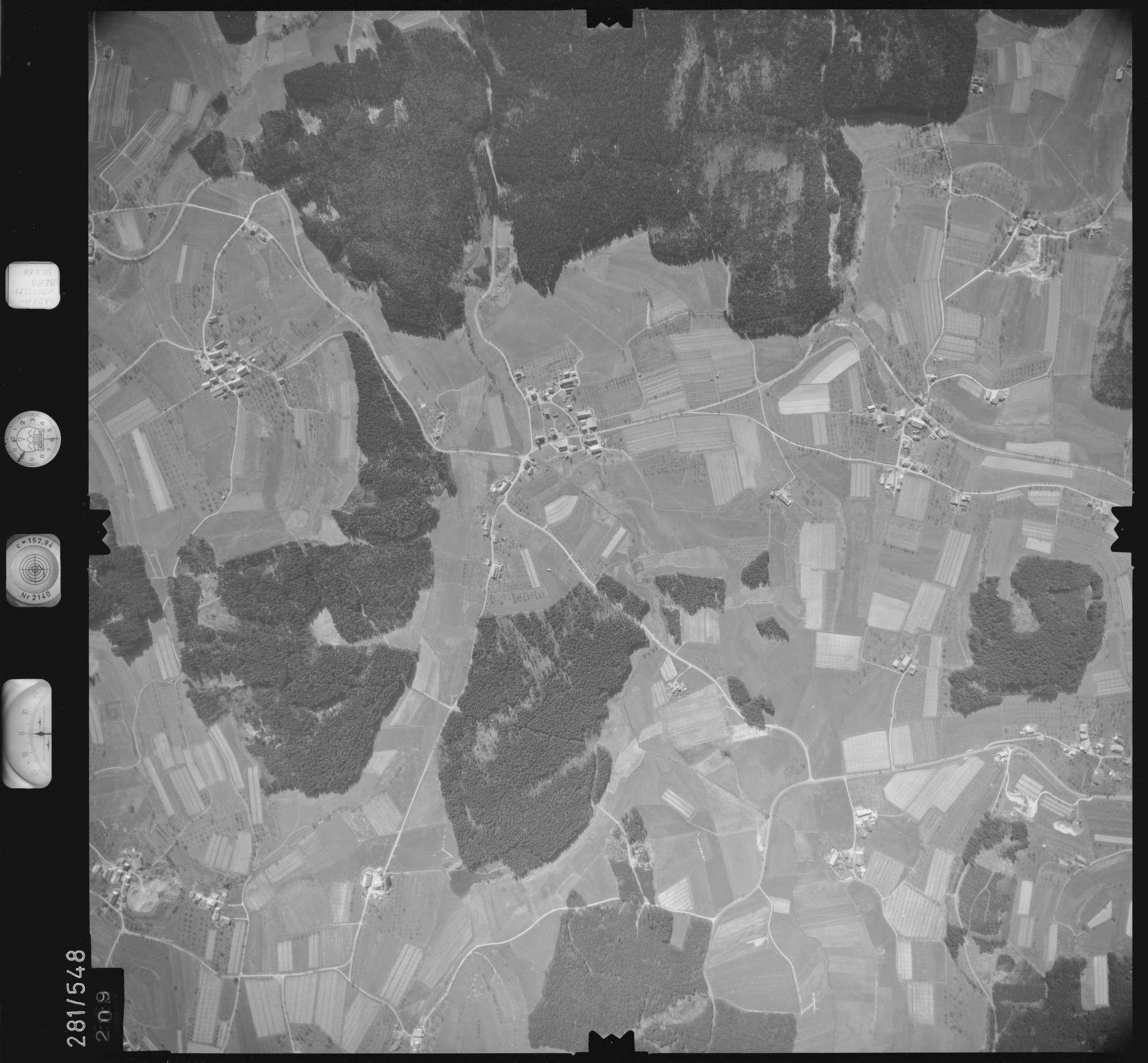 Luftbild: Film 27 Bildnr. 209, Bild 1