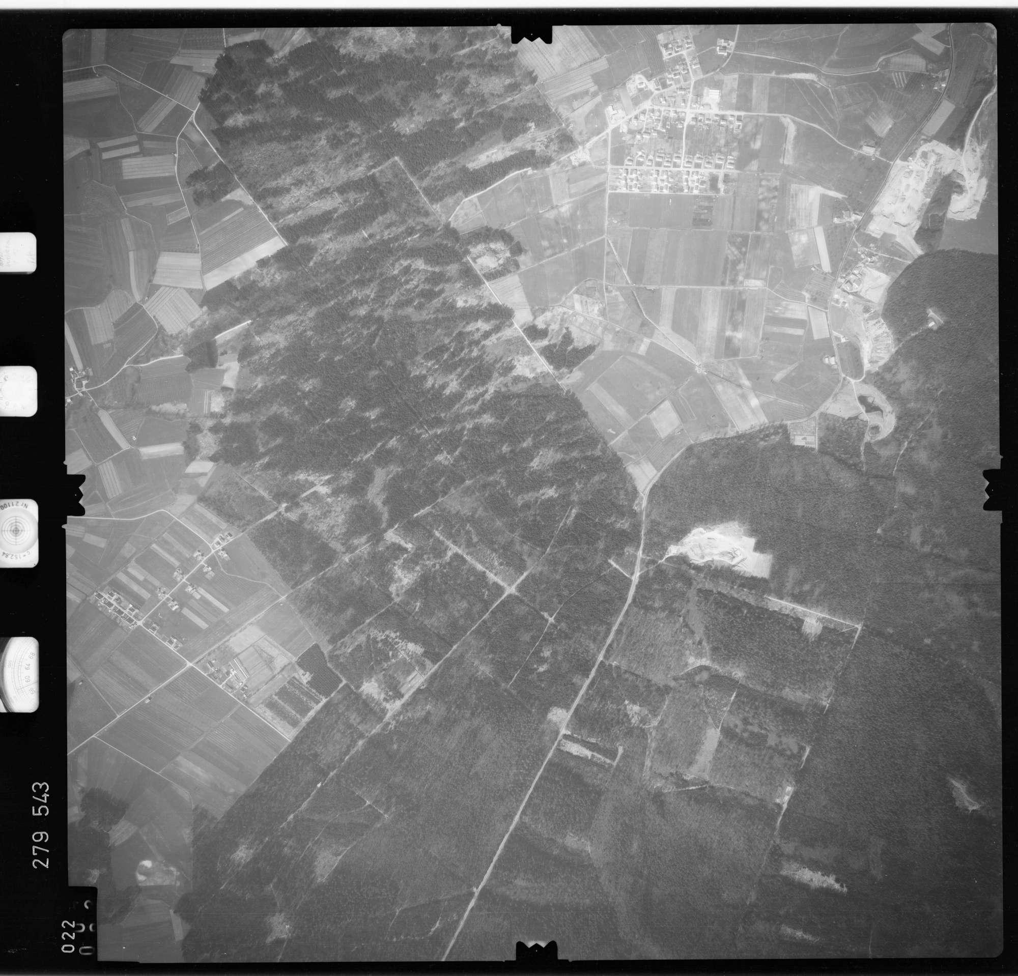 Luftbild: Film 74 Bildnr. 22, Bild 1