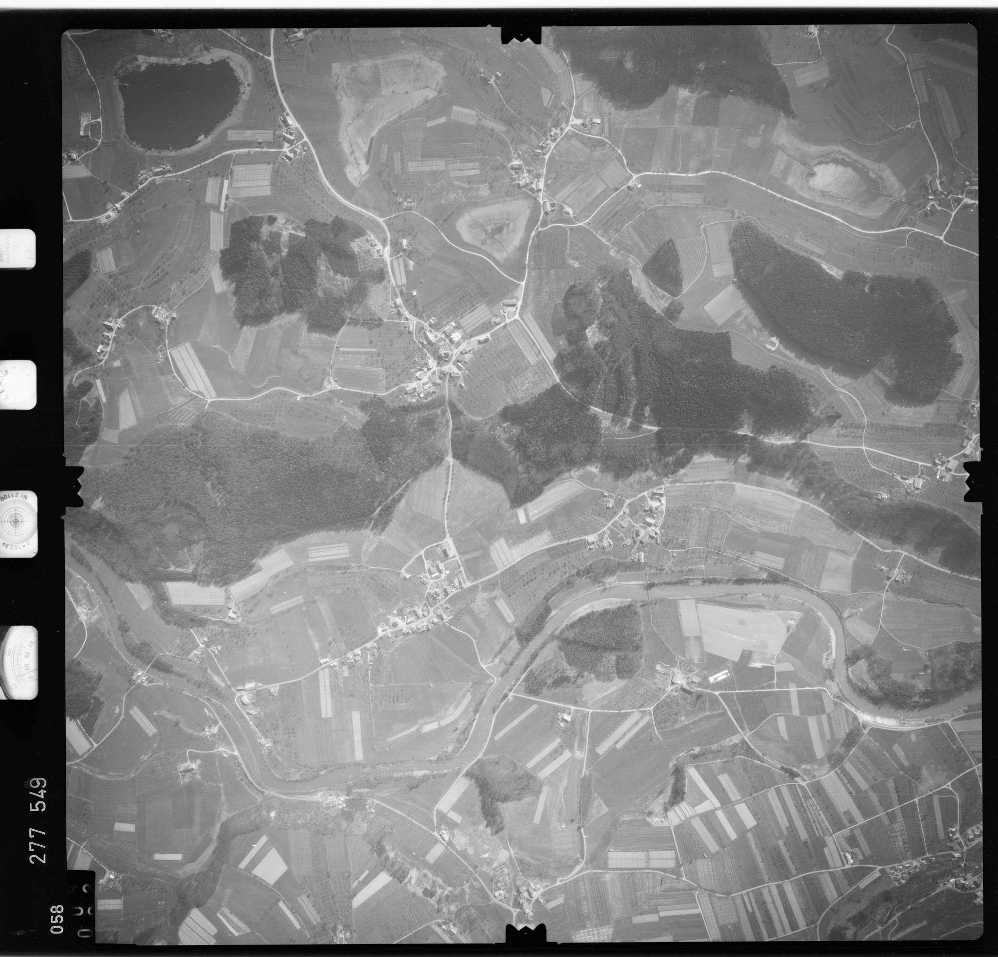 Luftbild: Film 74 Bildnr. 58, Bild 1