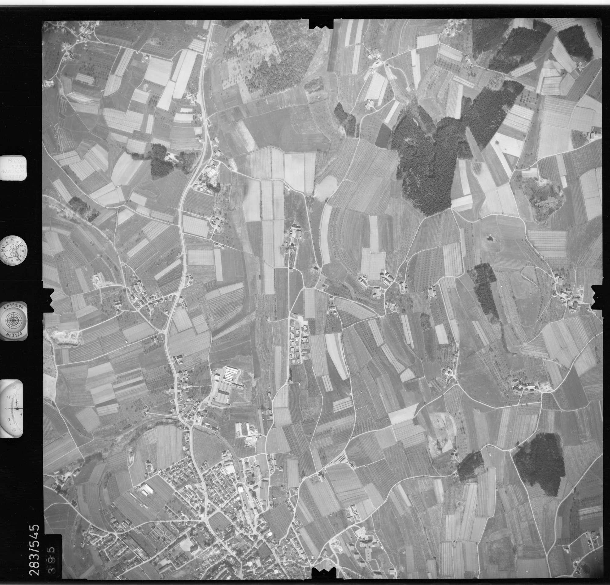 Luftbild: Film 79 Bildnr. 395, Bild 1