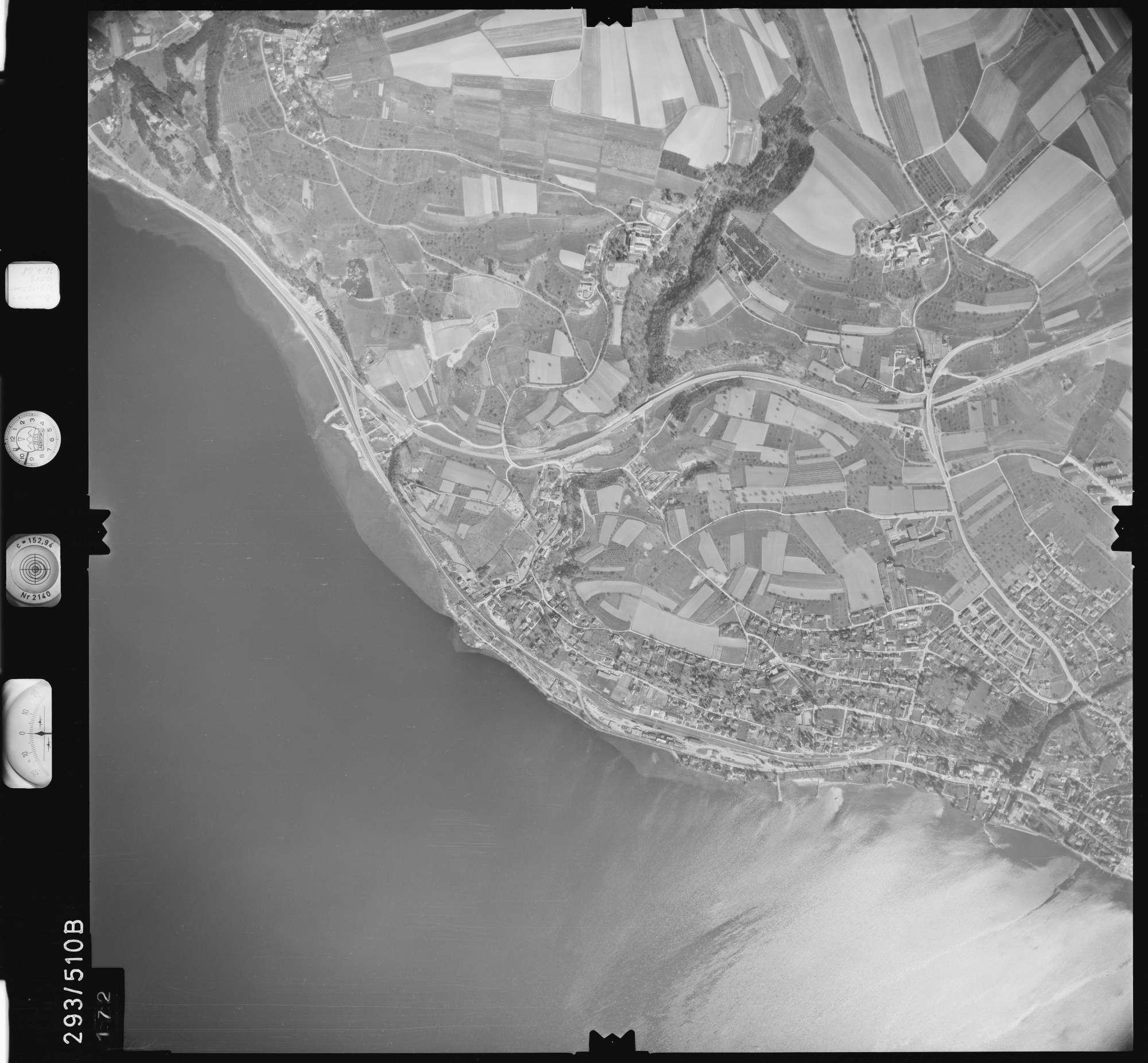 Luftbild: Film 43 Bildnr. 172, Bild 1