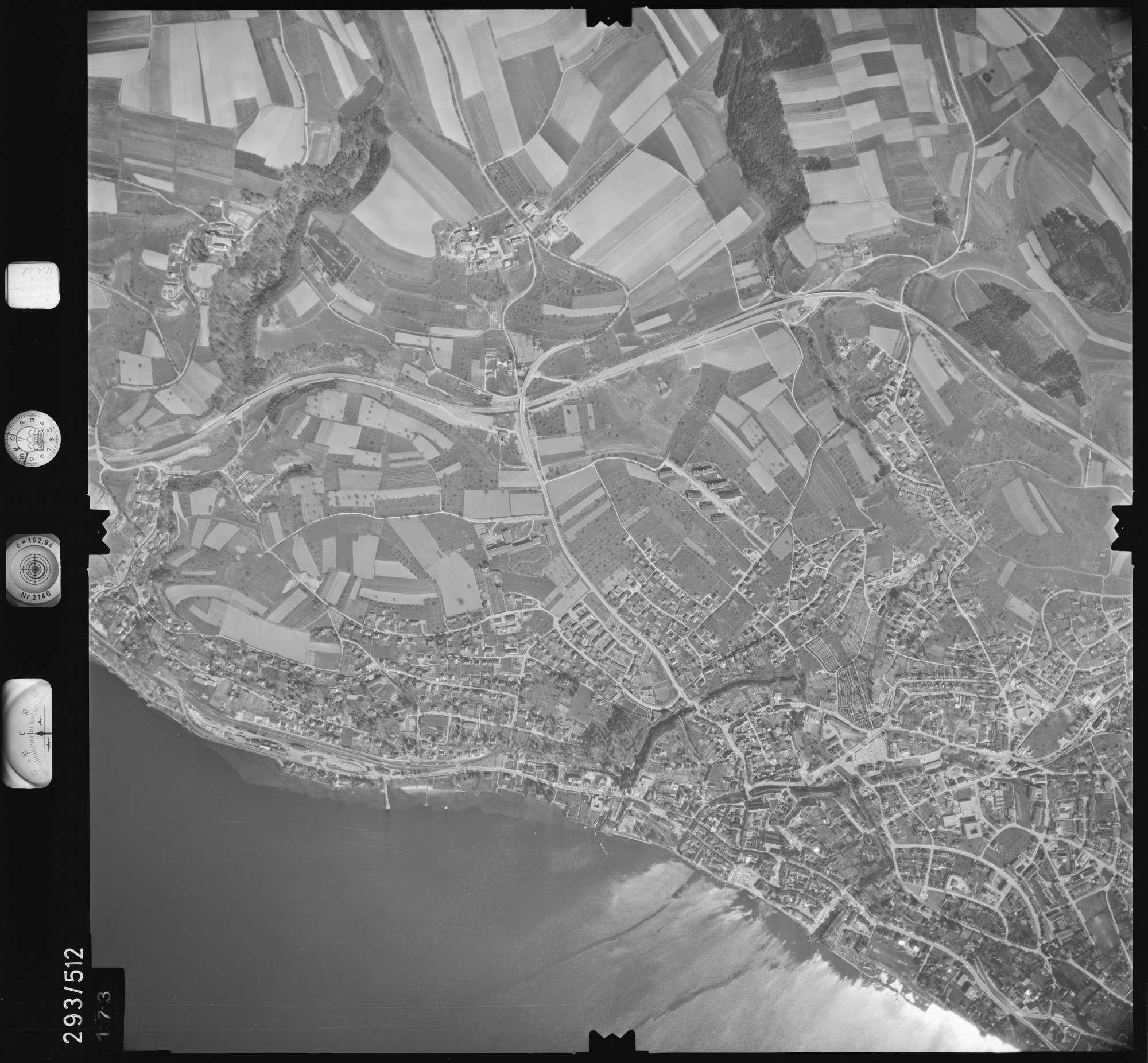 Luftbild: Film 43 Bildnr. 173, Bild 1