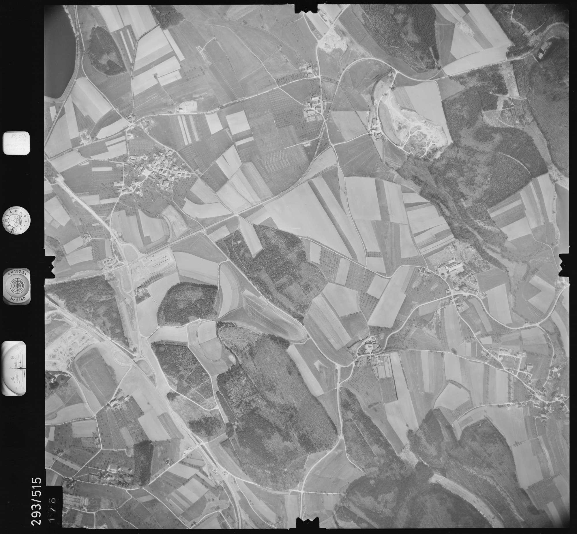 Luftbild: Film 43 Bildnr. 176, Bild 1