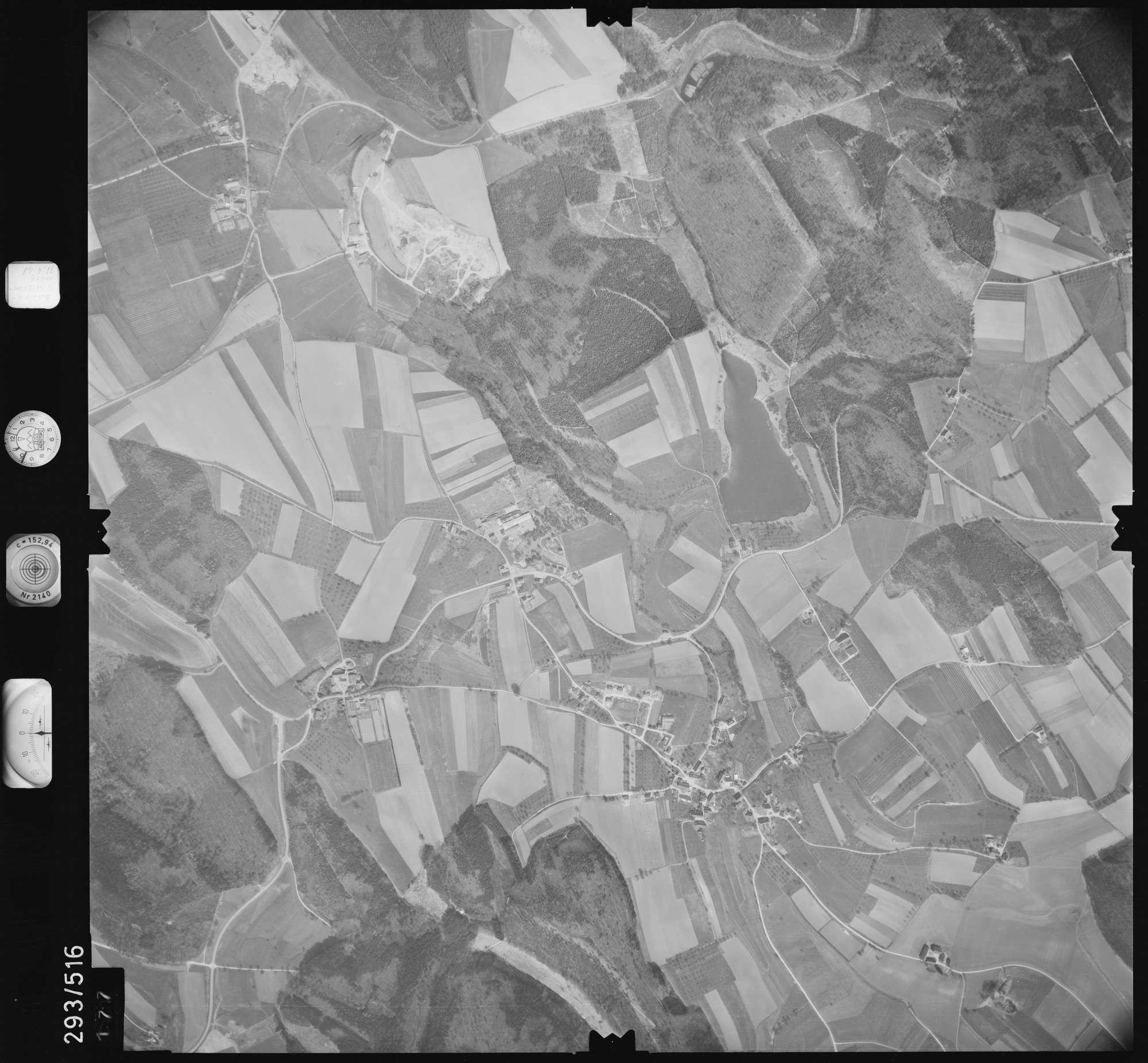 Luftbild: Film 43 Bildnr. 177, Bild 1