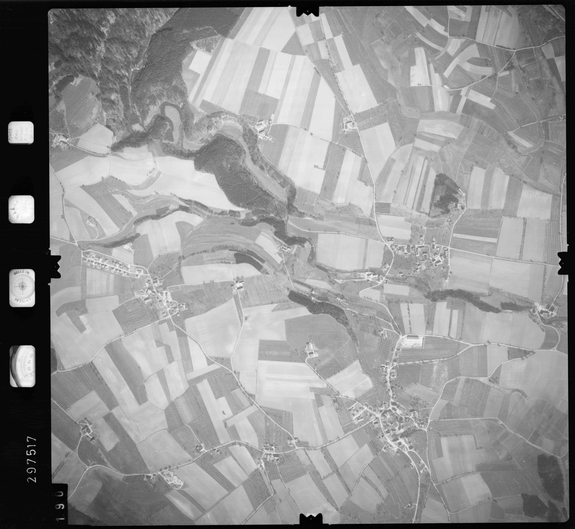 Luftbild: Film 66 Bildnr. 190, Bild 1