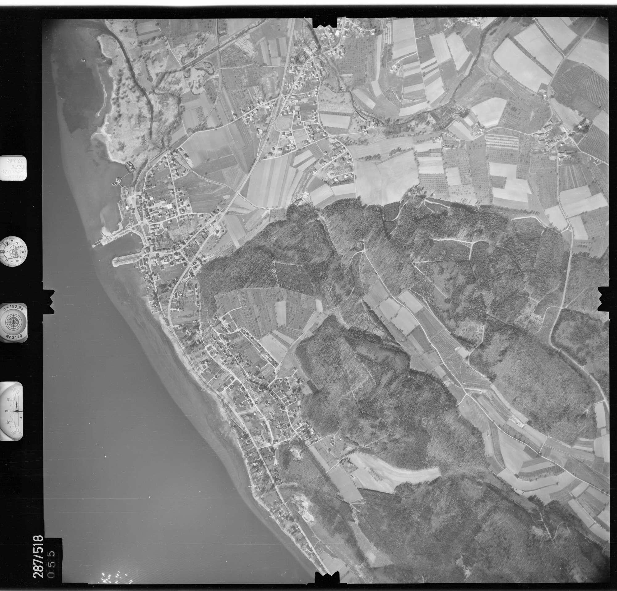 Luftbild: Film 78 Bildnr. 55, Bild 1
