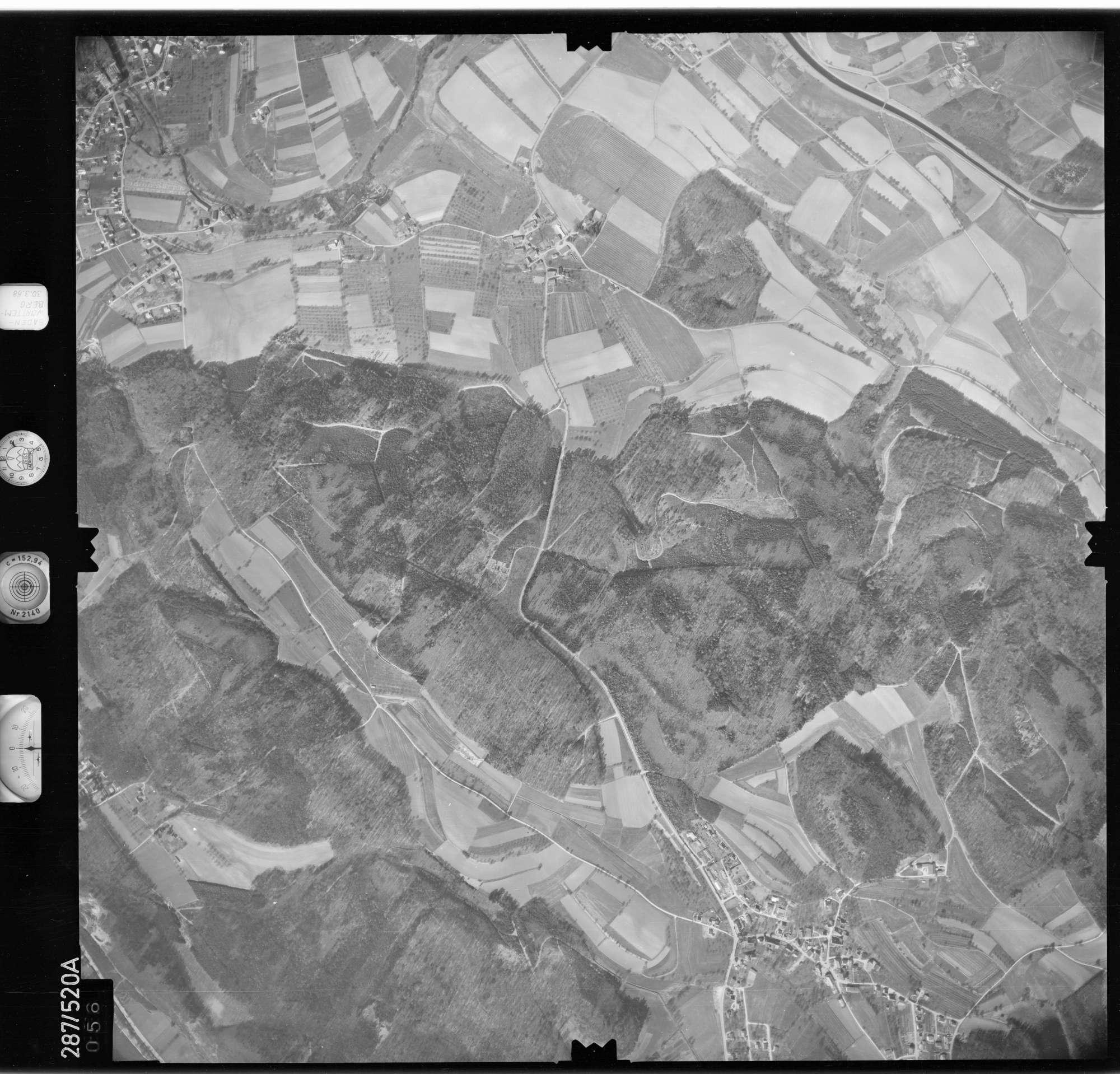 Luftbild: Film 78 Bildnr. 56, Bild 1
