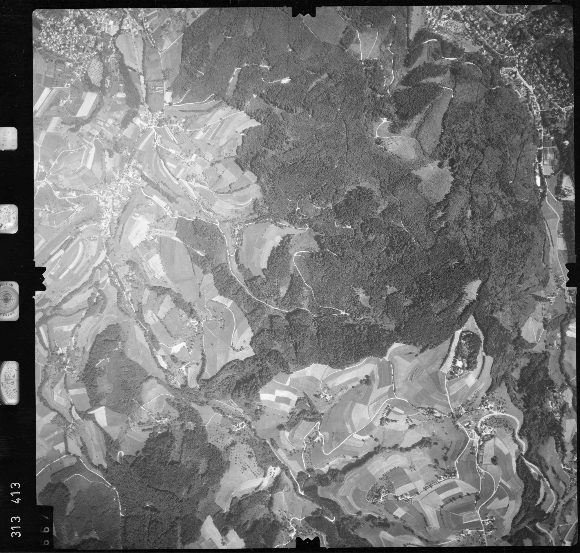 Luftbild: Film 56 Bildnr. 667, Bild 1