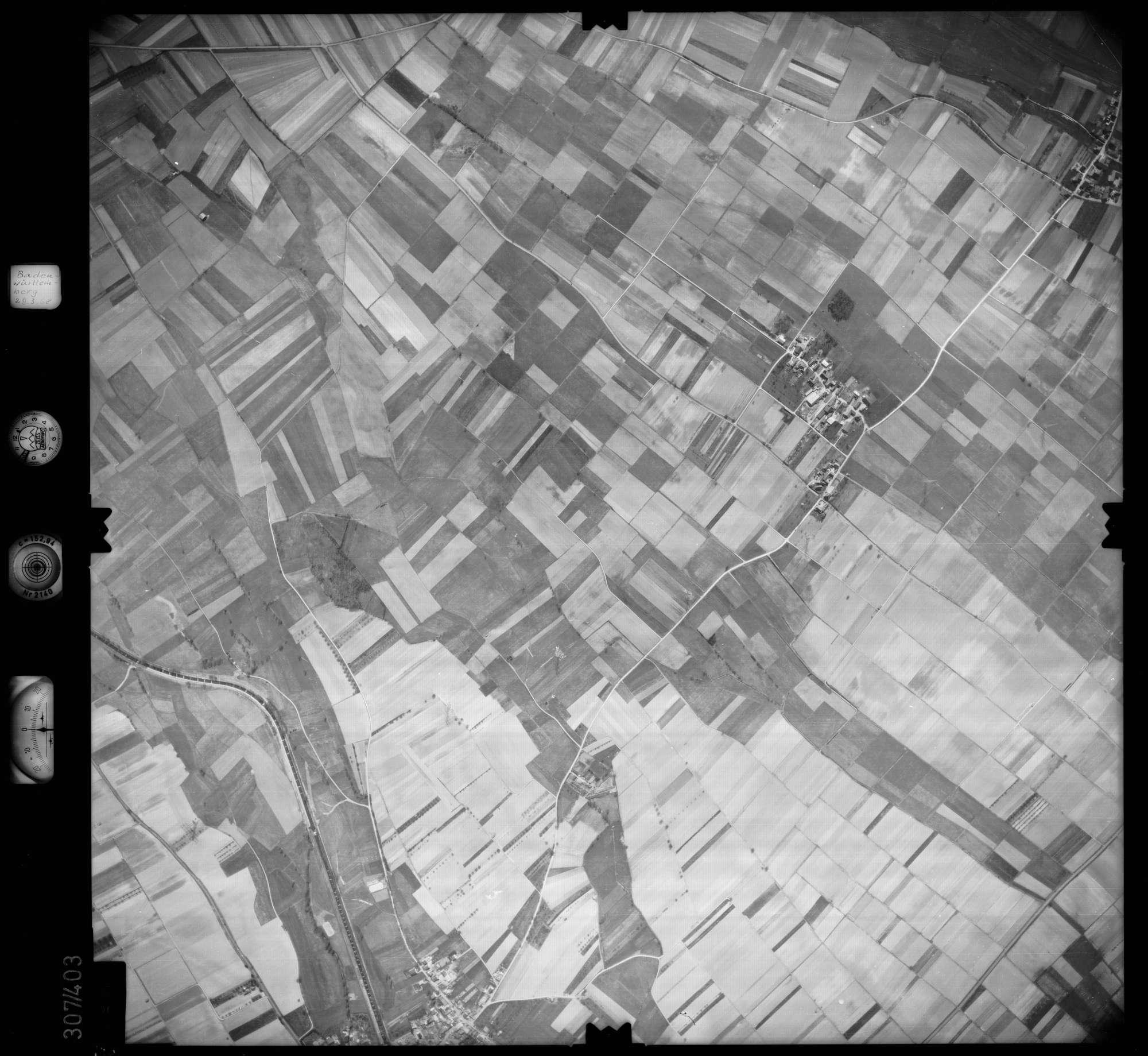 Luftbild: Film 54 Bildnr. 188, Bild 1