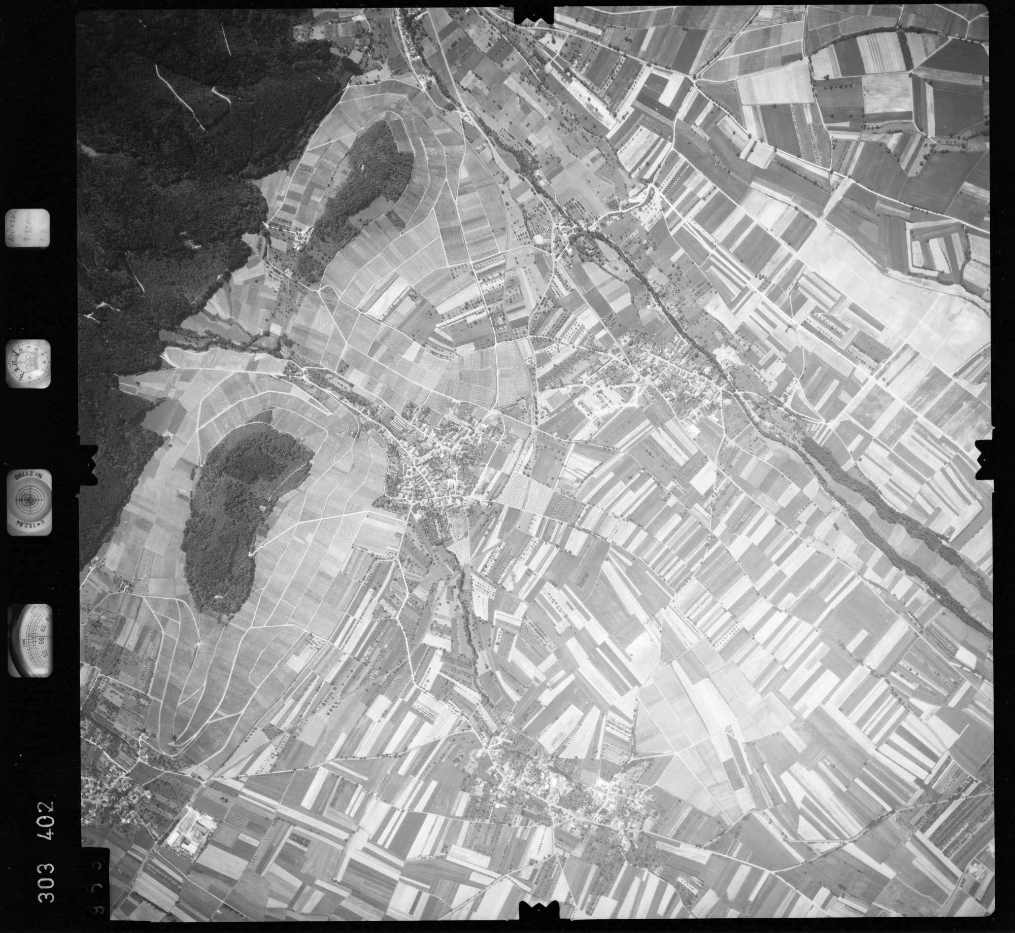 Luftbild: Film 55 Bildnr. 959, Bild 1