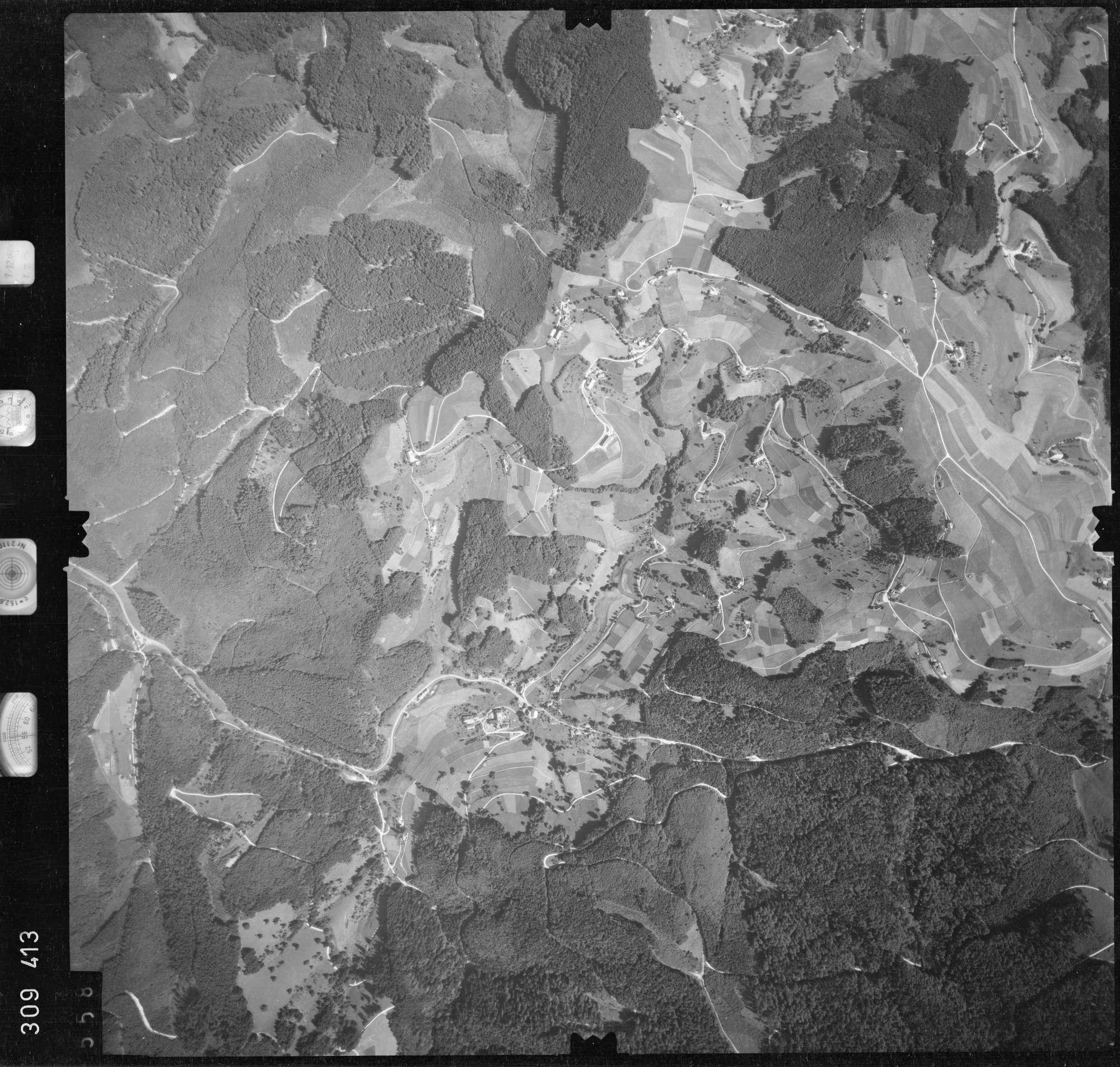 Luftbild: Film 56 Bildnr. 558, Bild 1