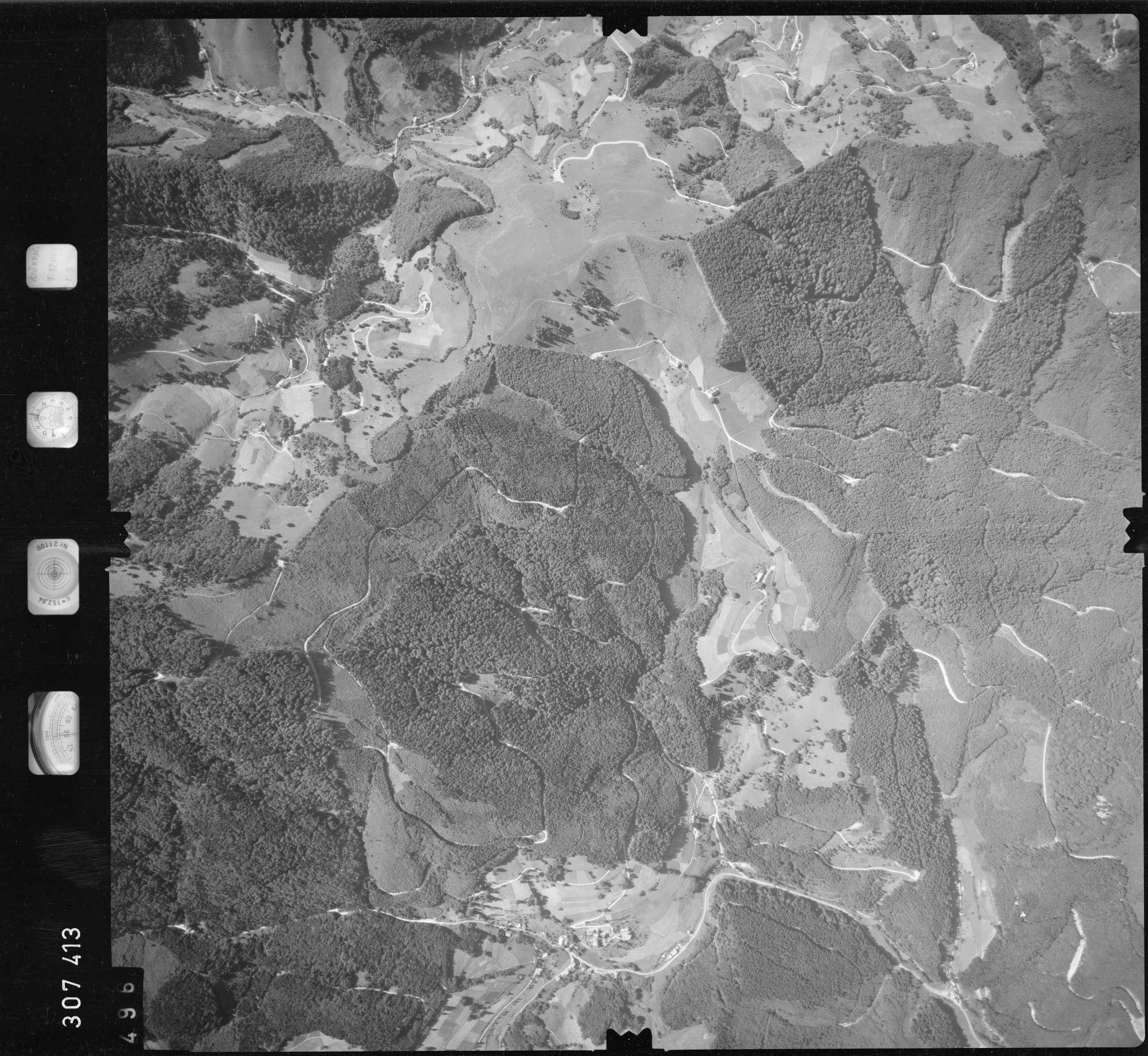 Luftbild: Film 60 Bildnr. 496, Bild 1