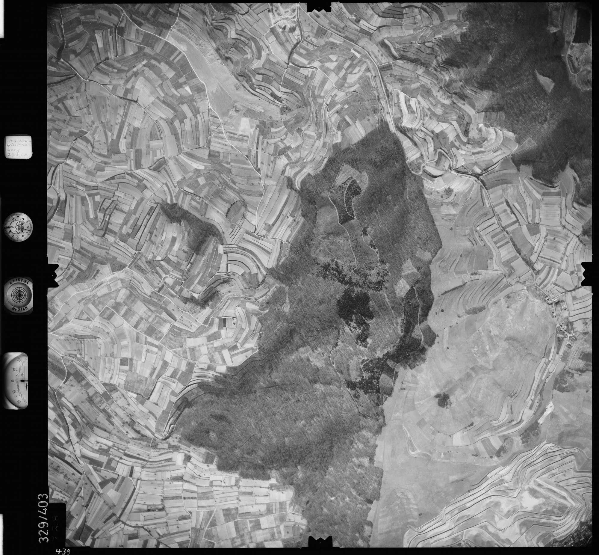 Luftbild: Film 47 Bildnr. 439, Bild 1