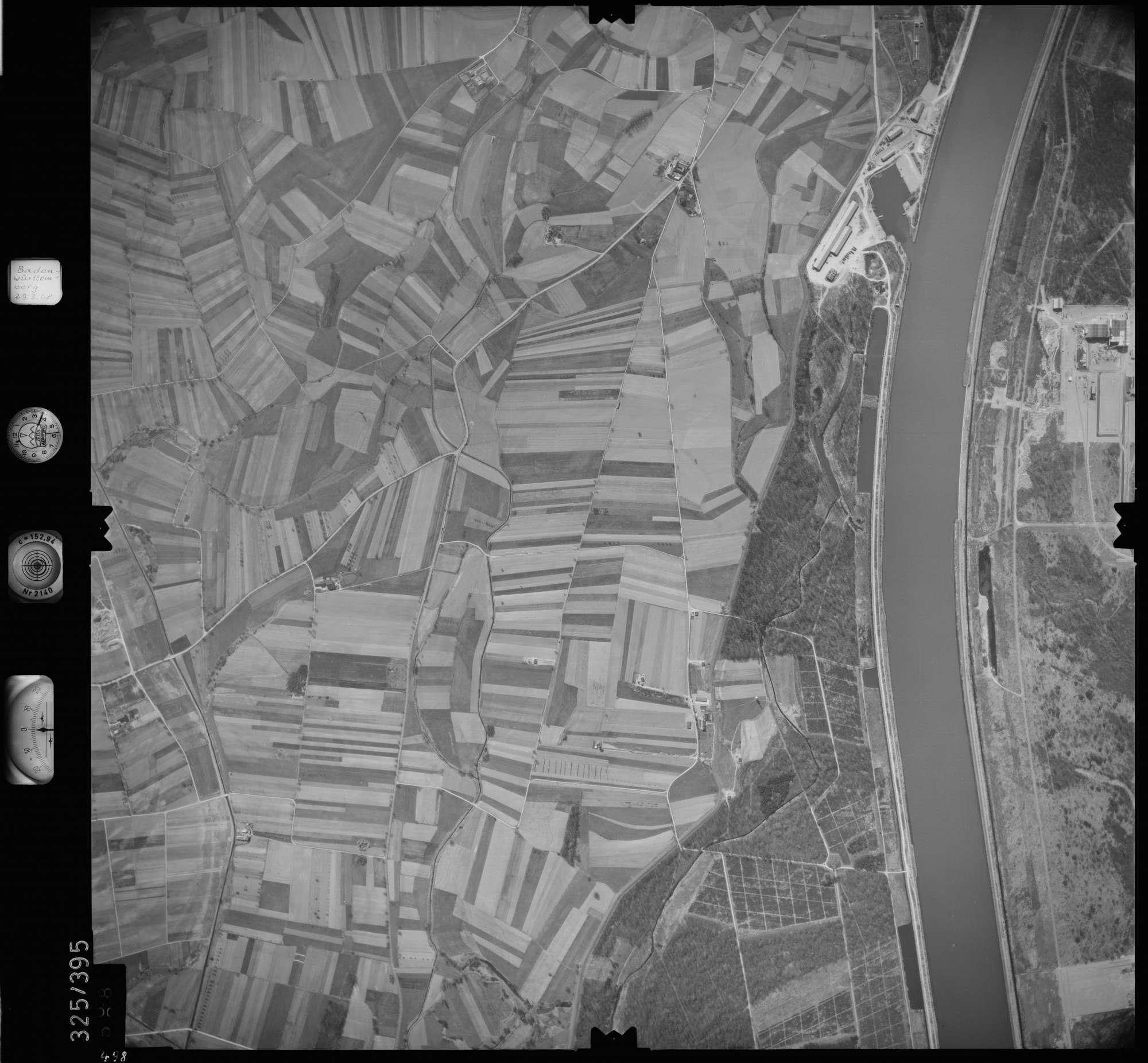 Luftbild: Film 47 Bildnr. 498, Bild 1