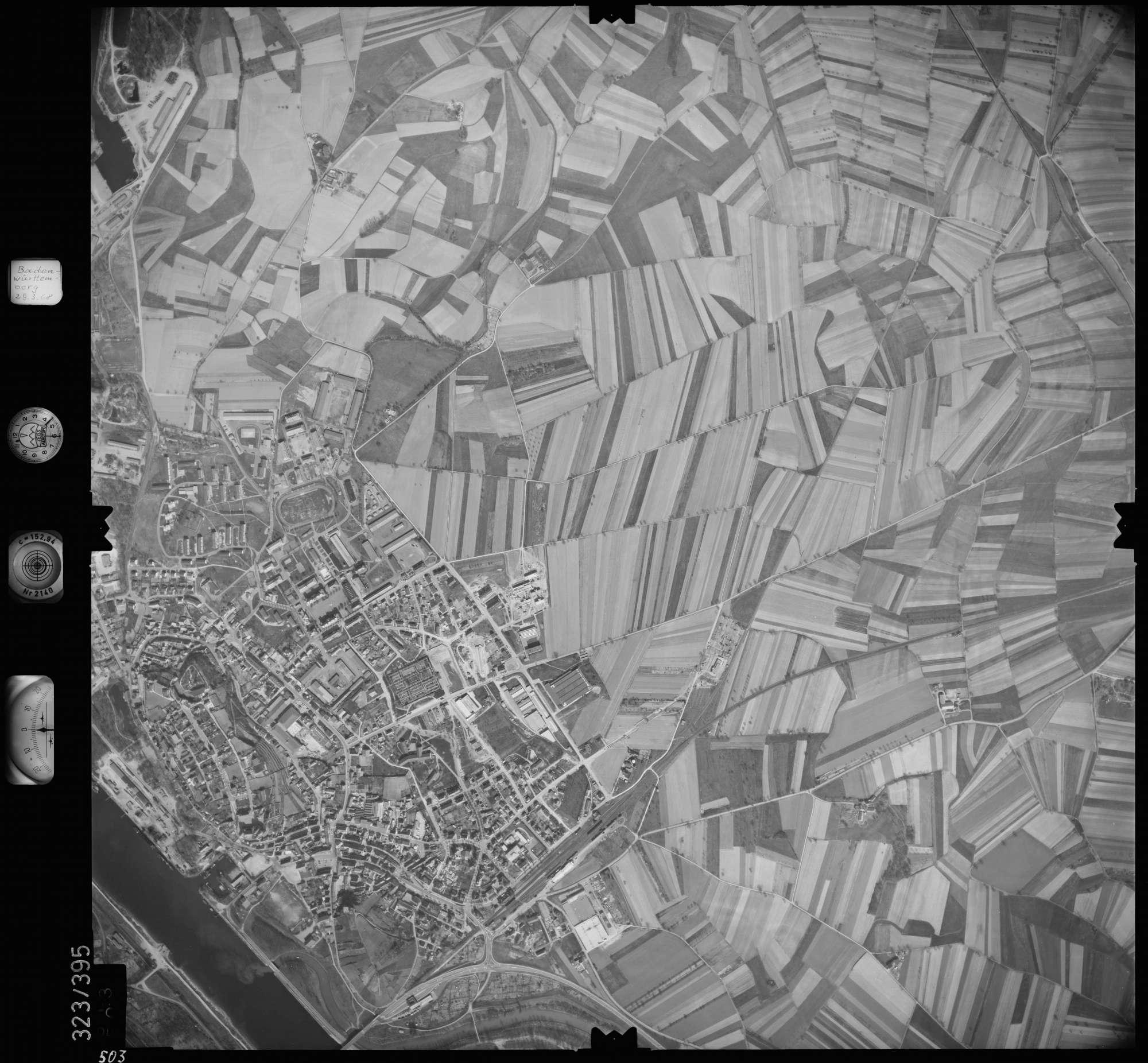 Luftbild: Film 47 Bildnr. 503, Bild 1