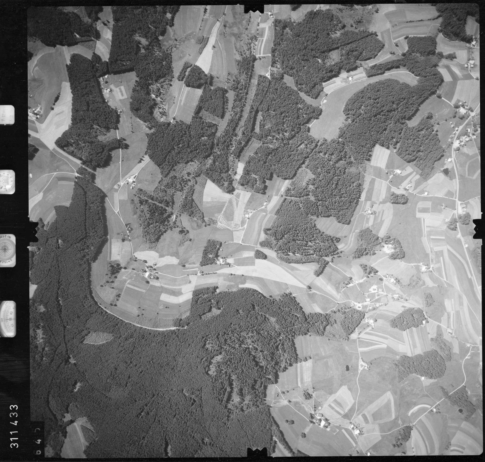 Luftbild: Film 56 Bildnr. 645, Bild 1