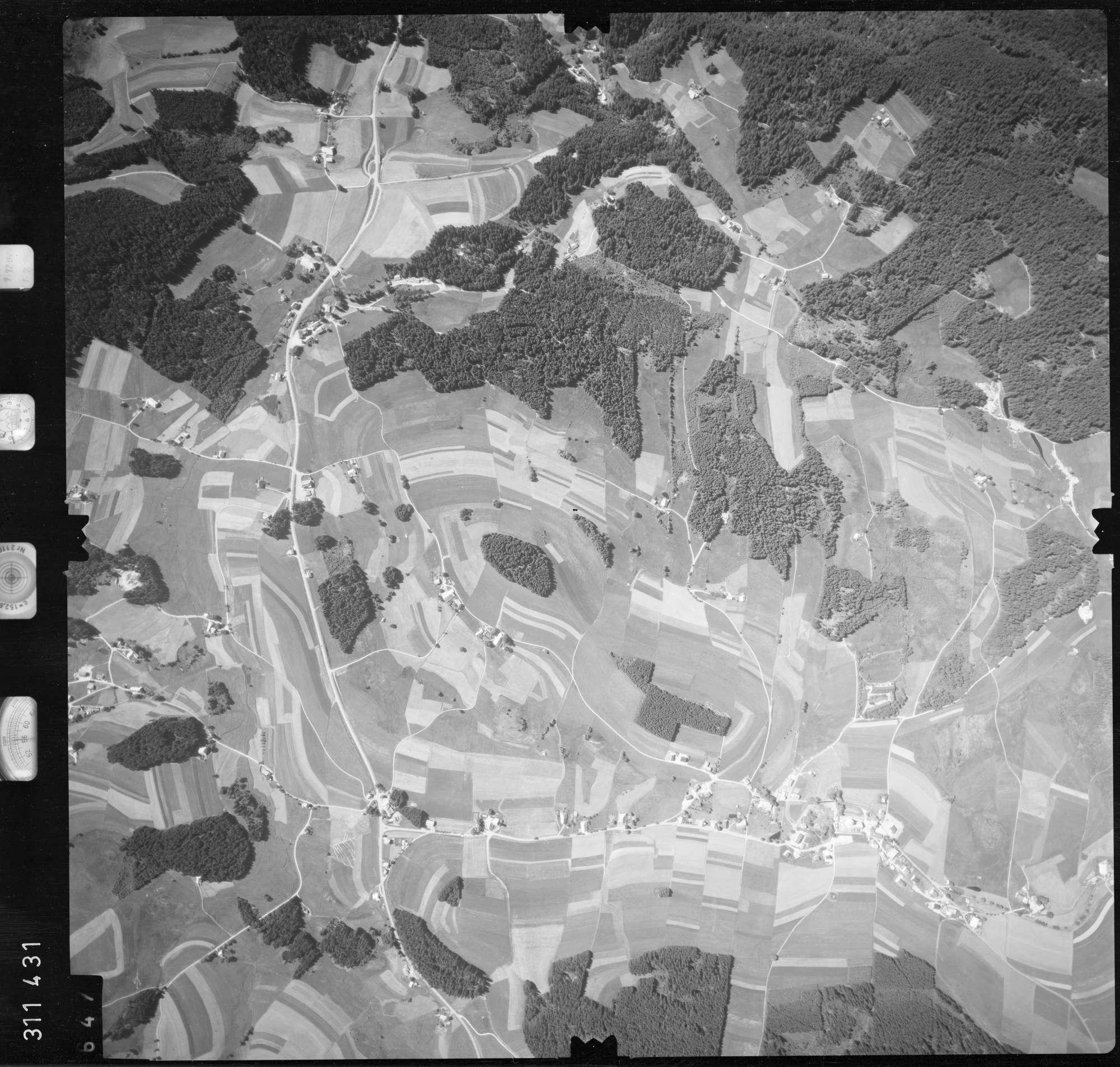 Luftbild: Film 56 Bildnr. 647, Bild 1