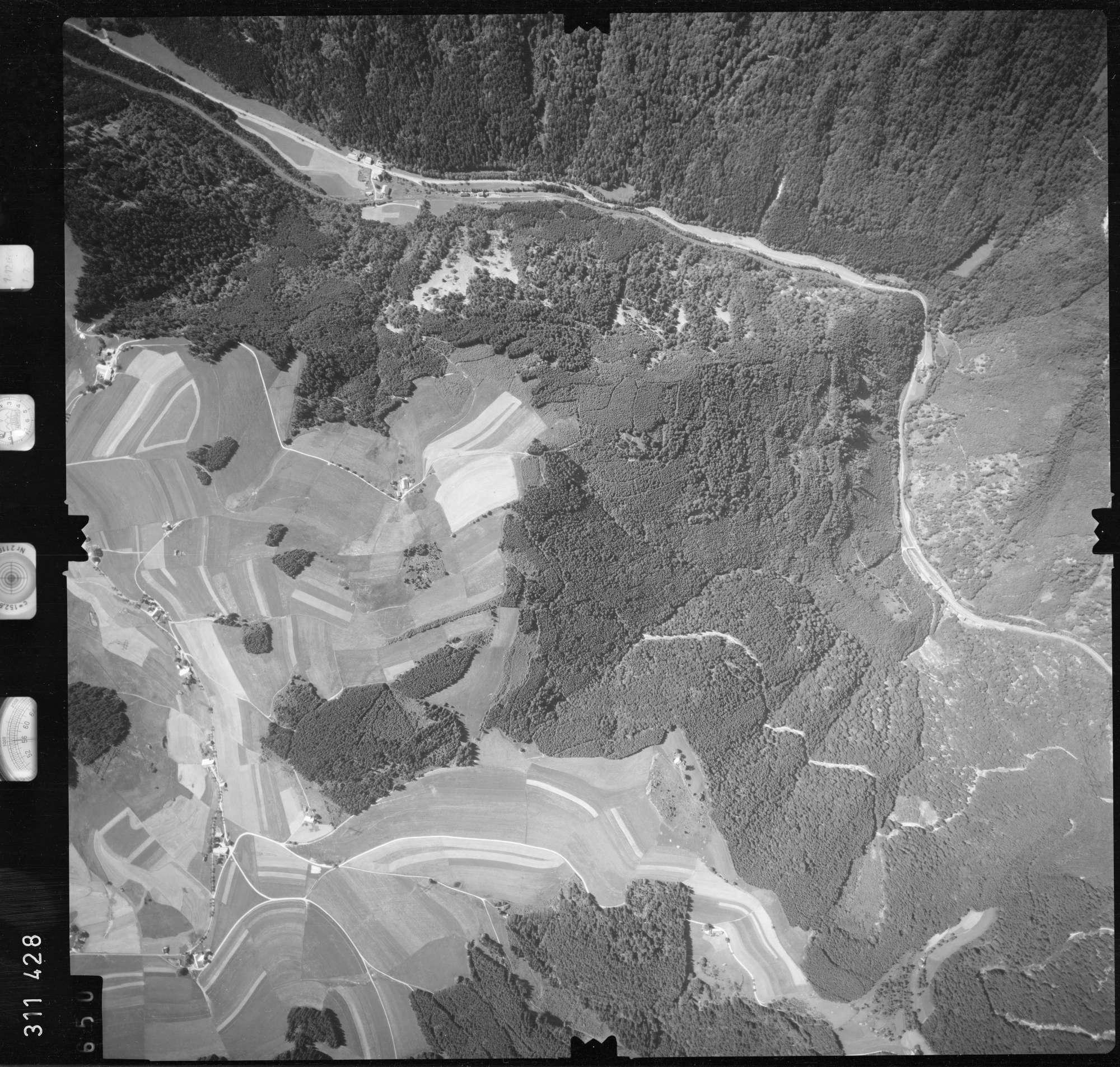Luftbild: Film 56 Bildnr. 650, Bild 1