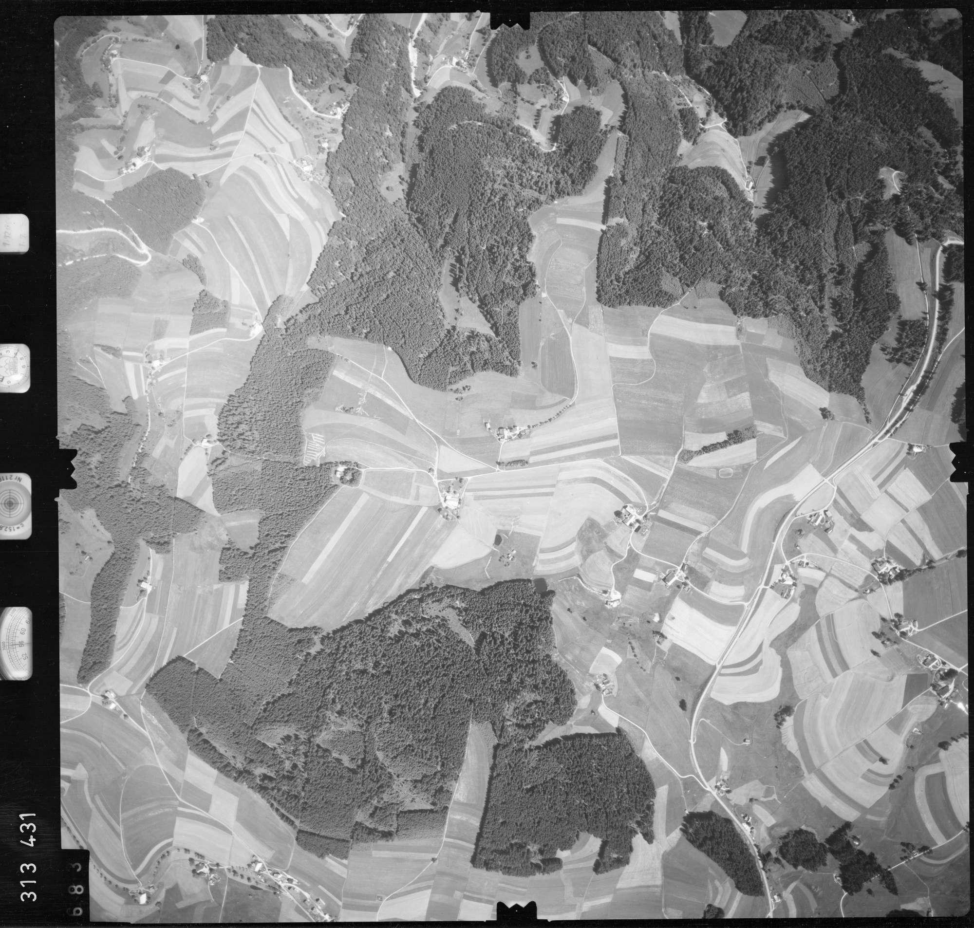 Luftbild: Film 56 Bildnr. 683, Bild 1