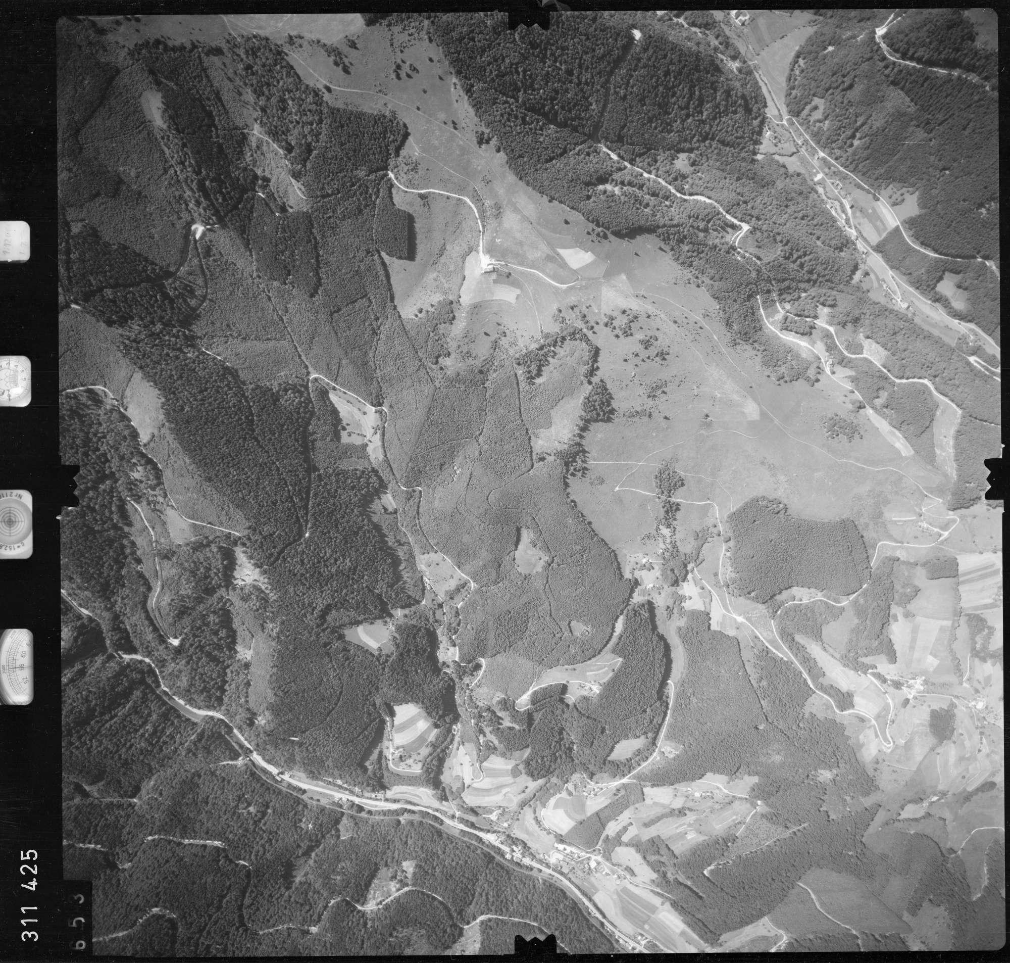 Luftbild: Film 56 Bildnr. 653, Bild 1