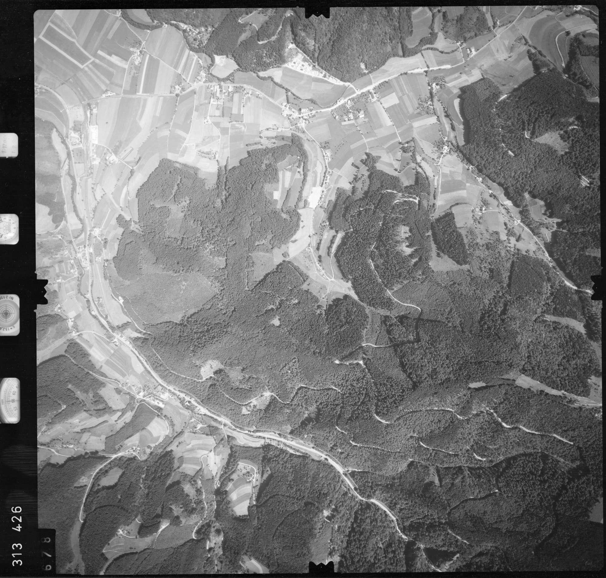 Luftbild: Film 56 Bildnr. 678, Bild 1