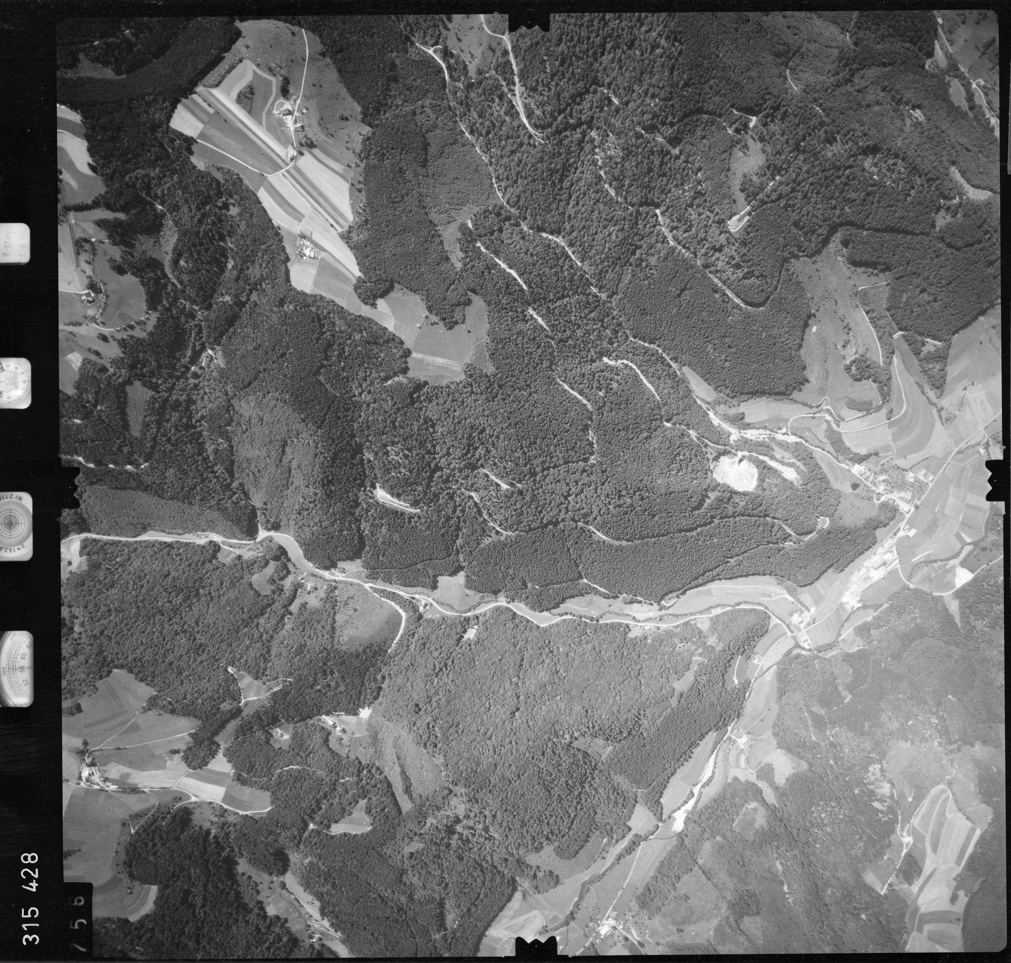 Luftbild: Film 56 Bildnr. 756, Bild 1