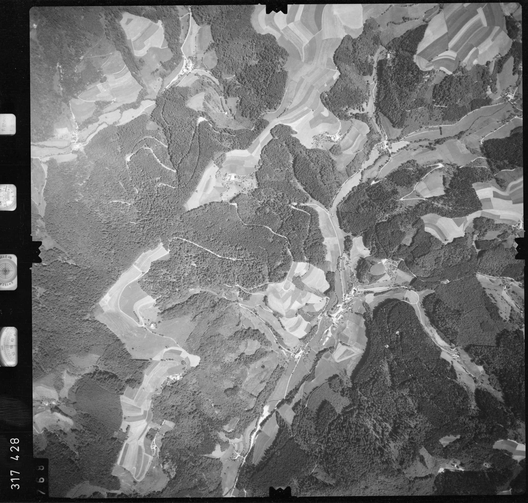 Luftbild: Film 56 Bildnr. 768, Bild 1